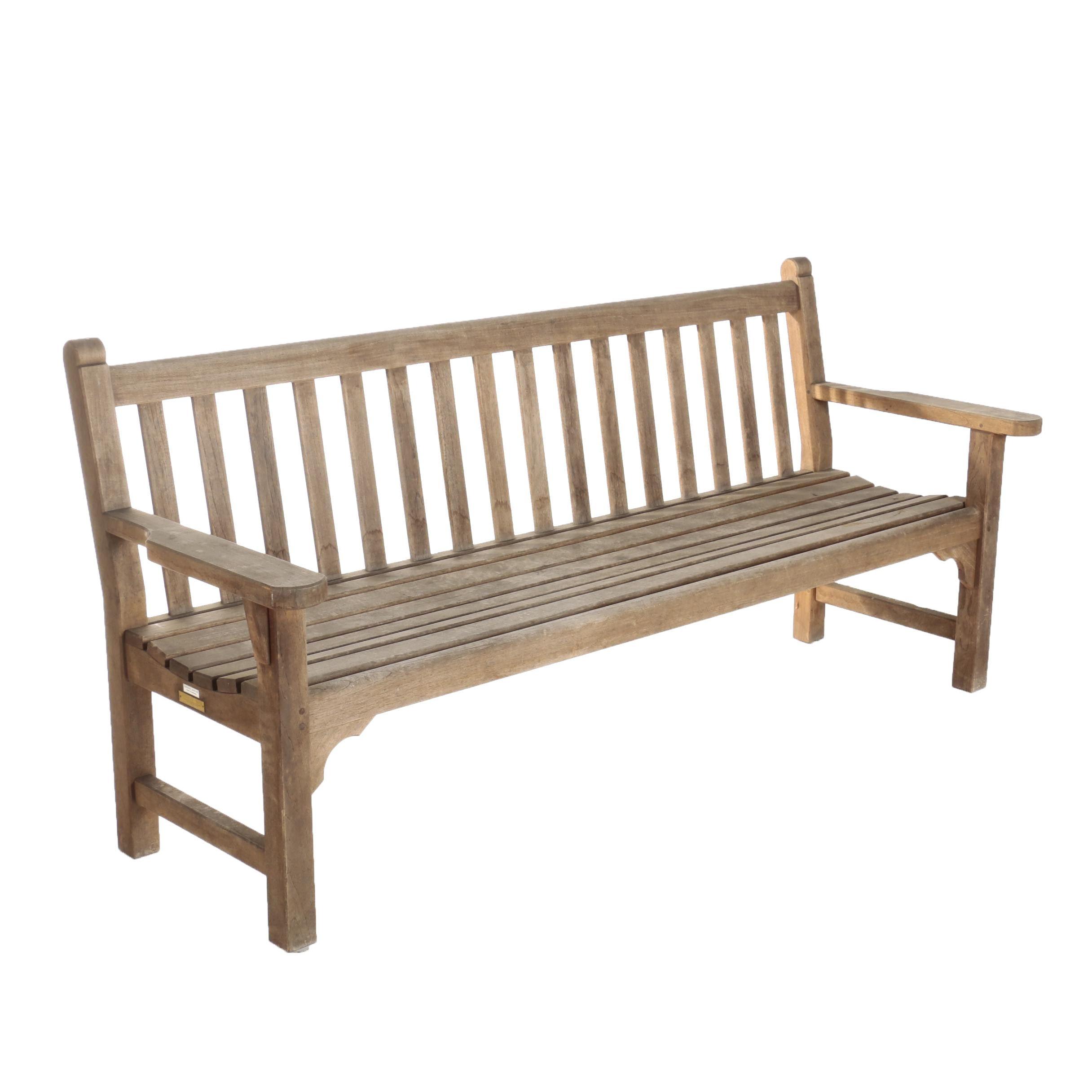 Kingsley-Bate Hyde Park Teak Garden Bench