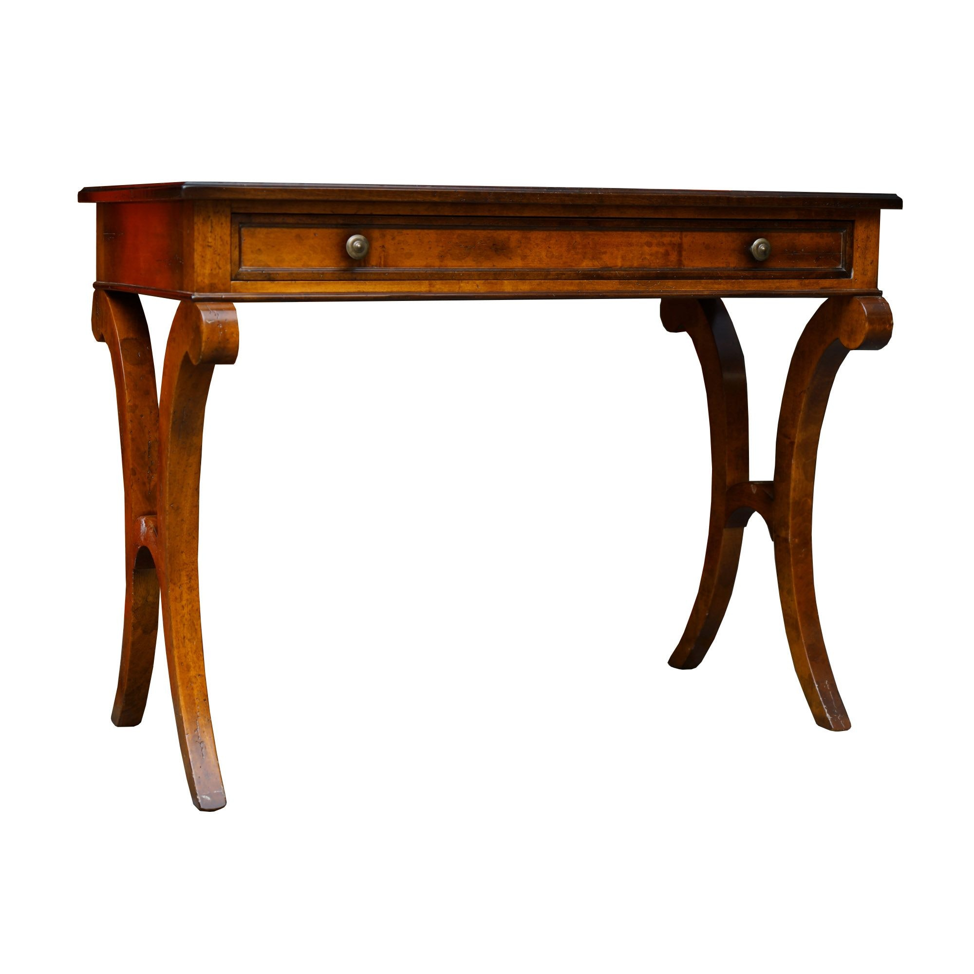 Milling Road Writing Table by Baker's Furniture