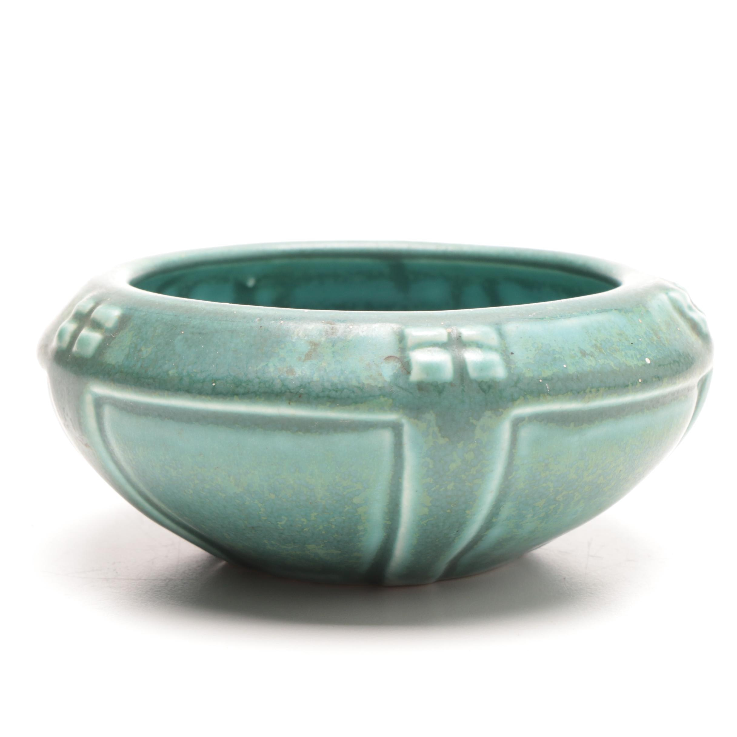 1929 Rookwood Pottery Bowl