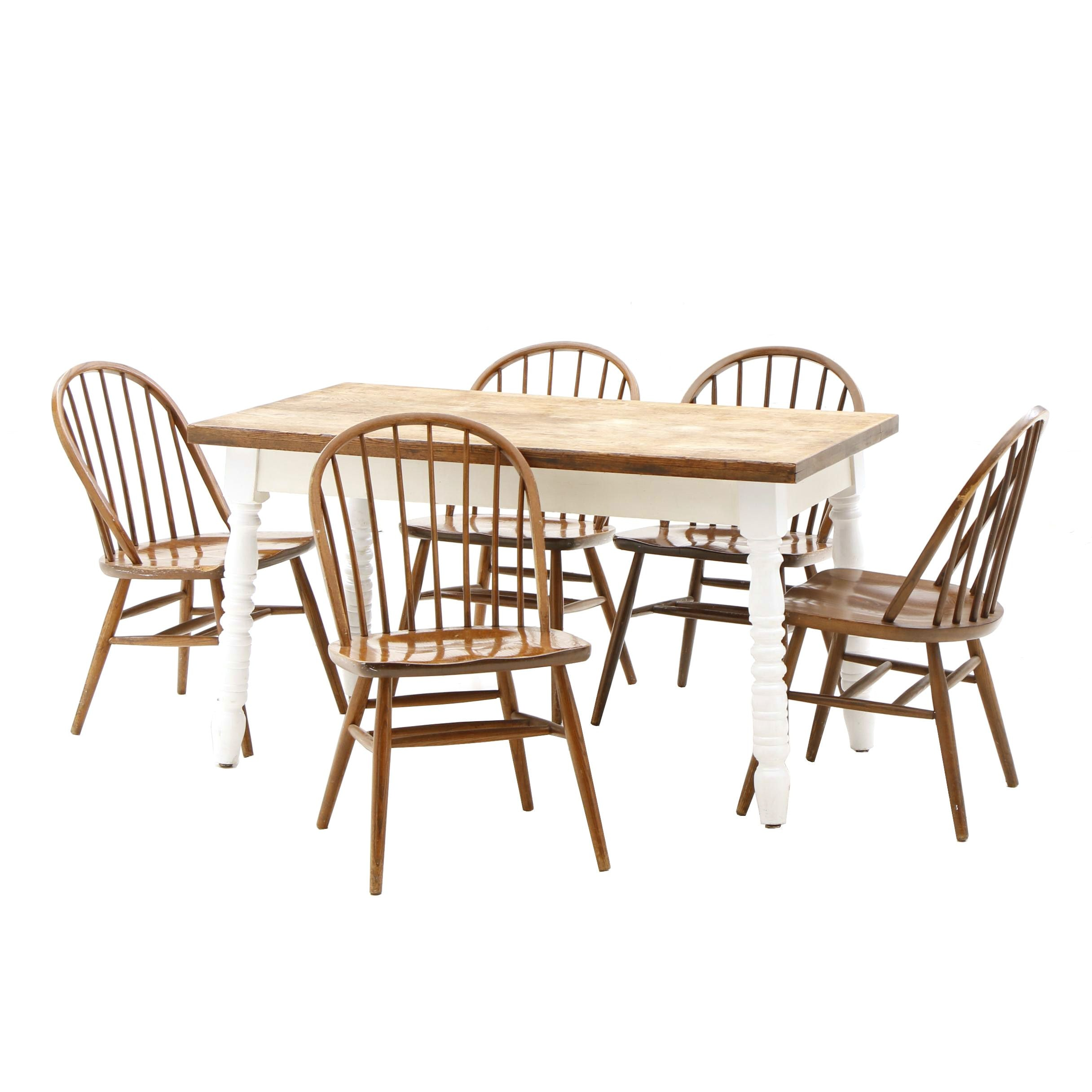 Rustic Themed Dining Set