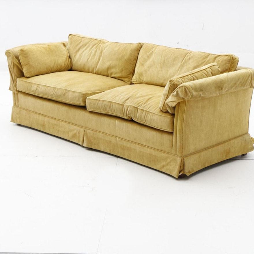 Vintage Henredon Sofa Ebth