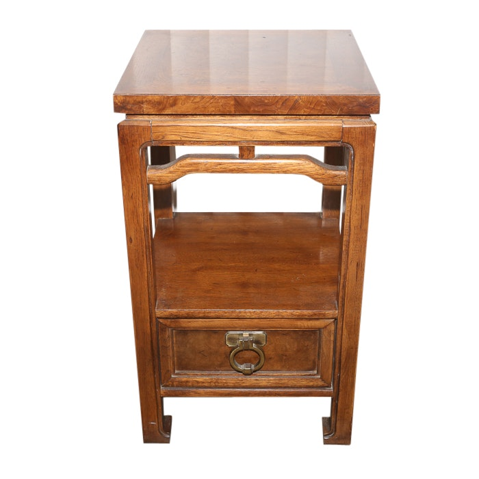 Chinese Style Side Table by Thomasville, Late 20th Century