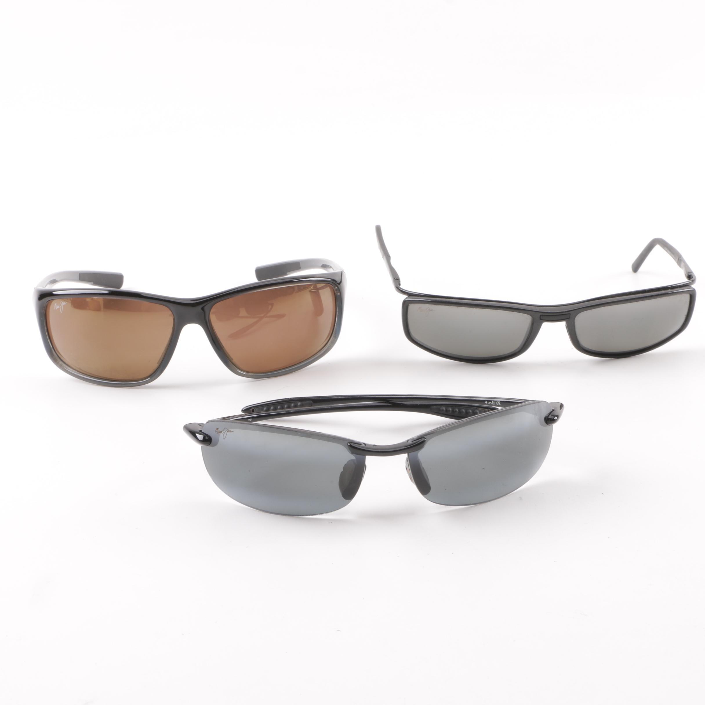 Maui Jim Sunglasses including MJ113-02 Mirage