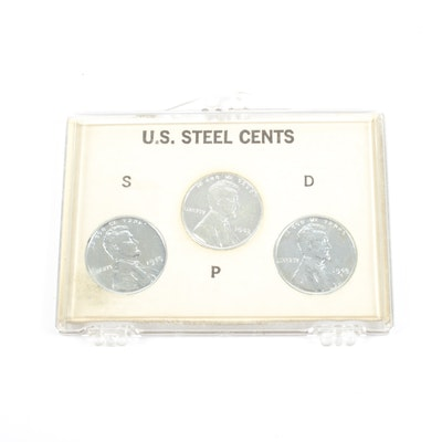 Group of Ten U S  Mint Proof Sets from 1989 to 1998 : EBTH