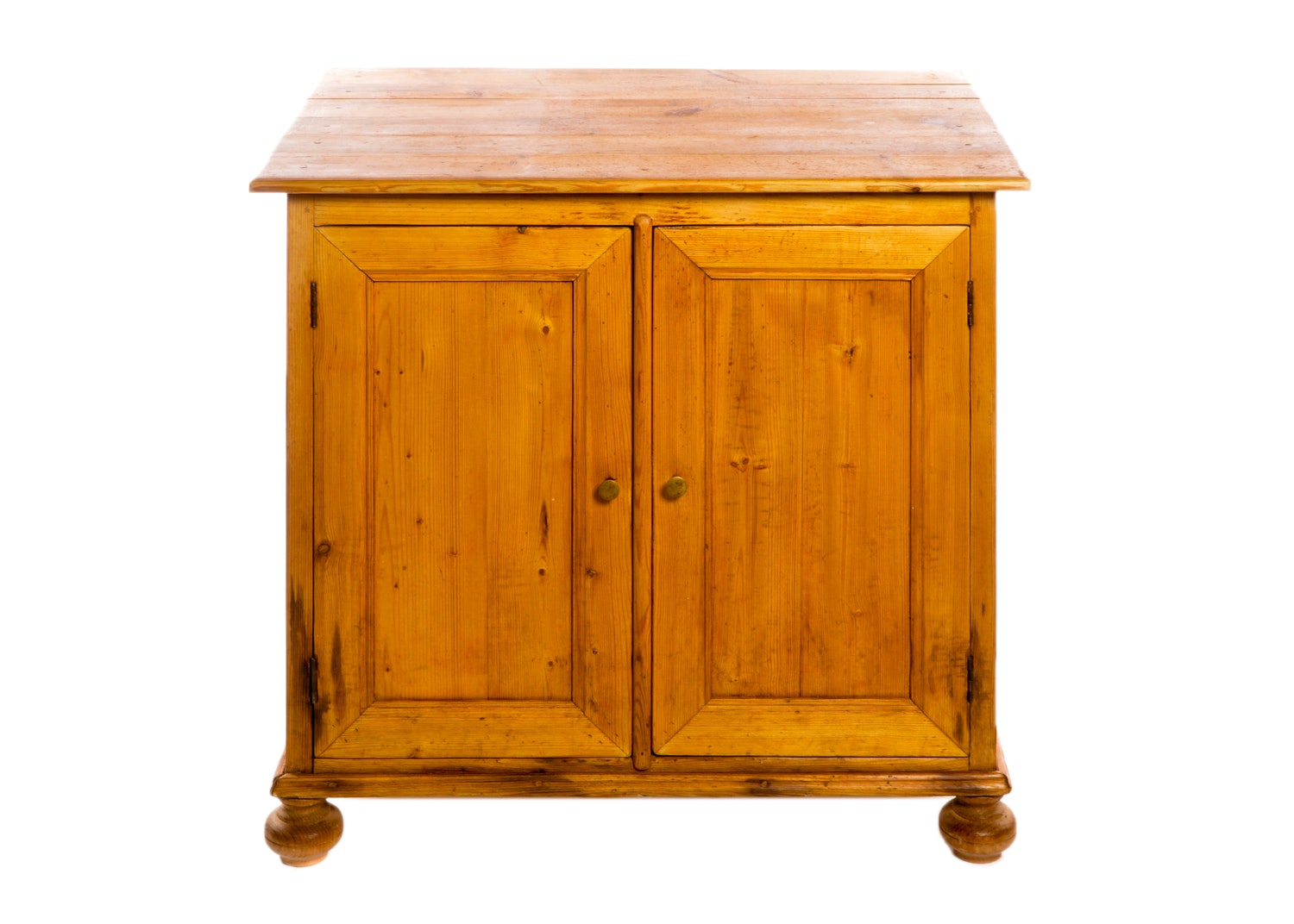 Pine Cabinet, Early 20th Century
