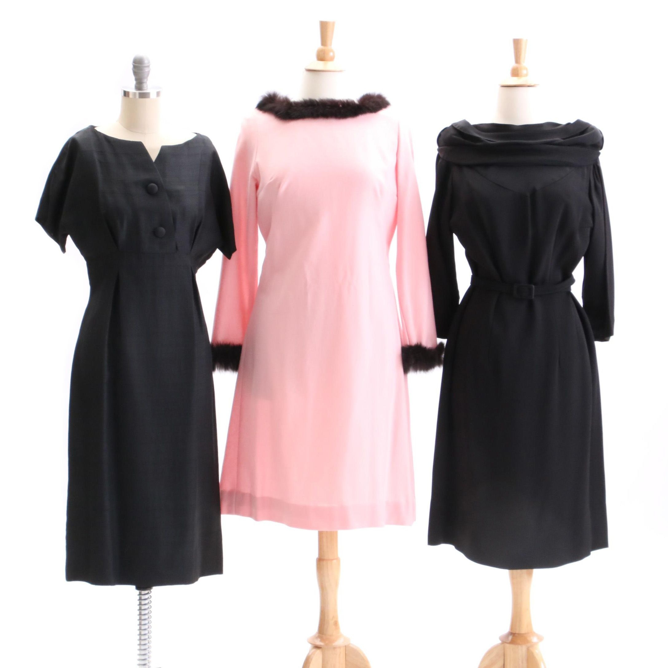Circa 1960s Vintage L'aiglon Dress and Other Dresses