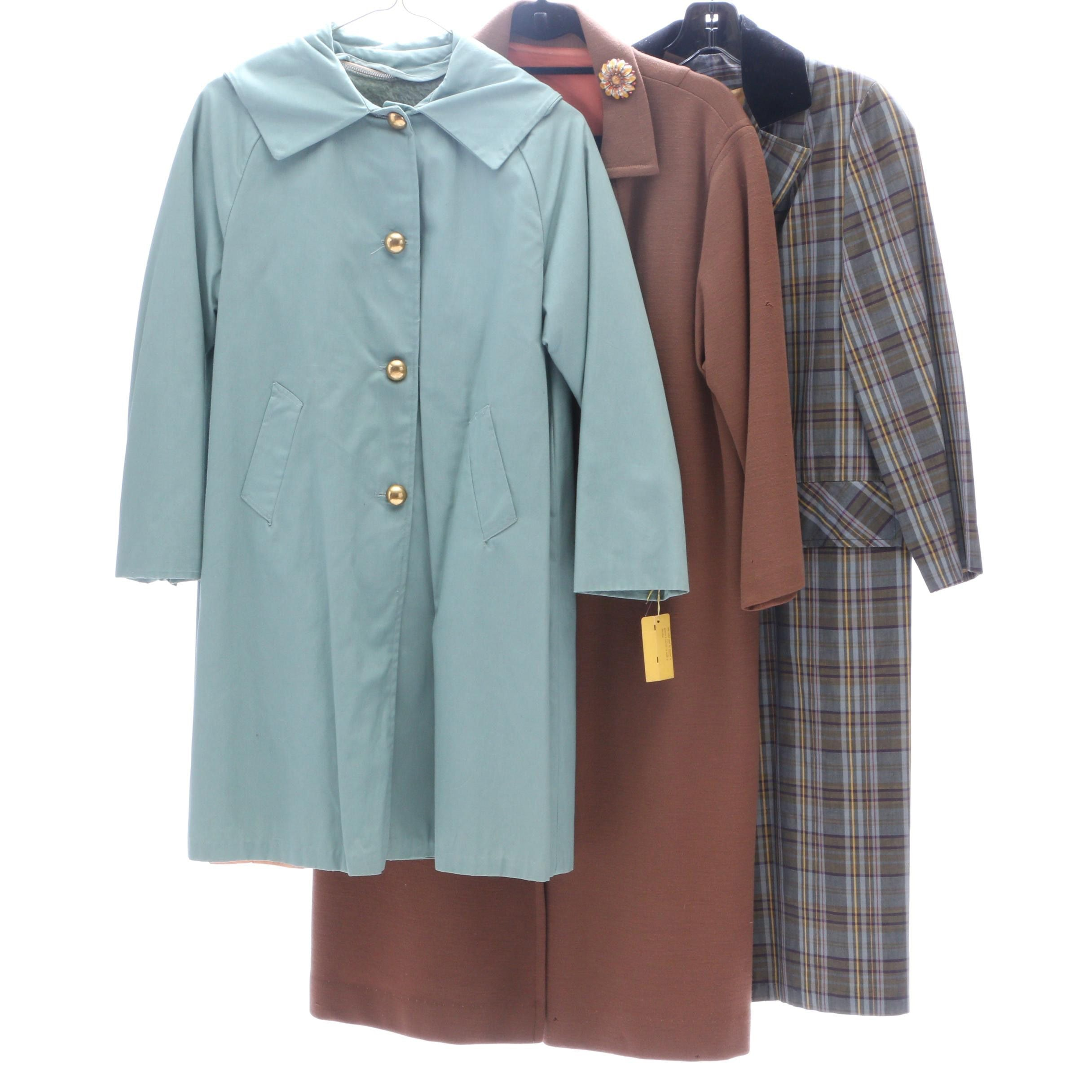 Women's Circa 1960s Vintage Jackets