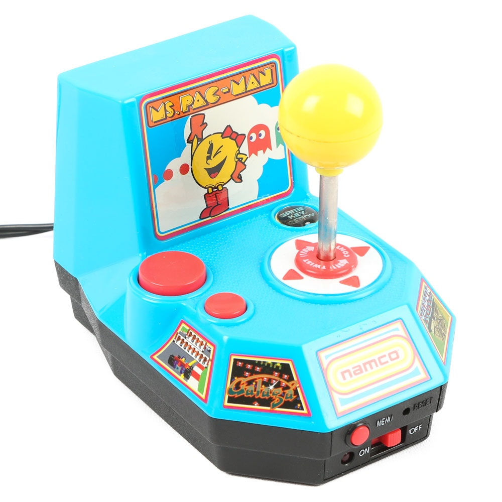 Ms. Pac-Man Video Game