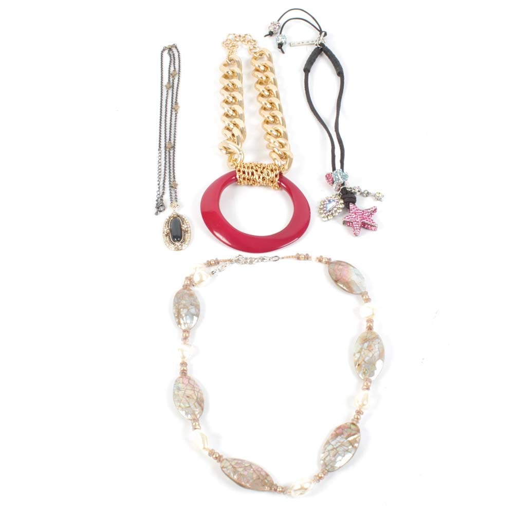 Collection of Fashion Jewelry