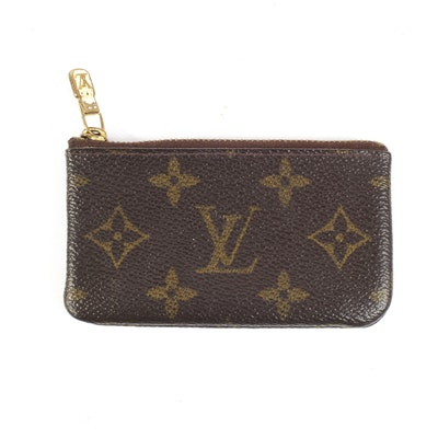 557c6f8e9f34 2003 Louis Vuitton of Paris Monogram Canvas Coin Purse