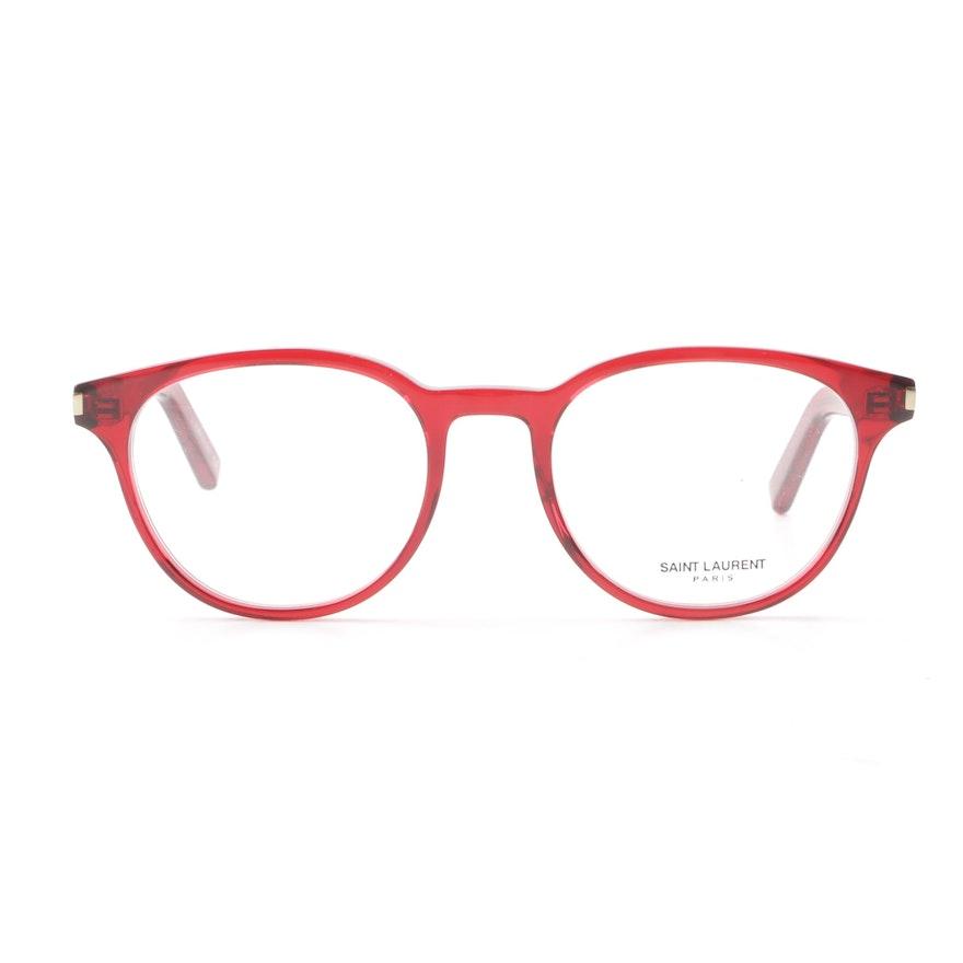 e0dd4afc876 Saint Laurent Paris Classic 10 Sample Eyeglasses with Case   EBTH