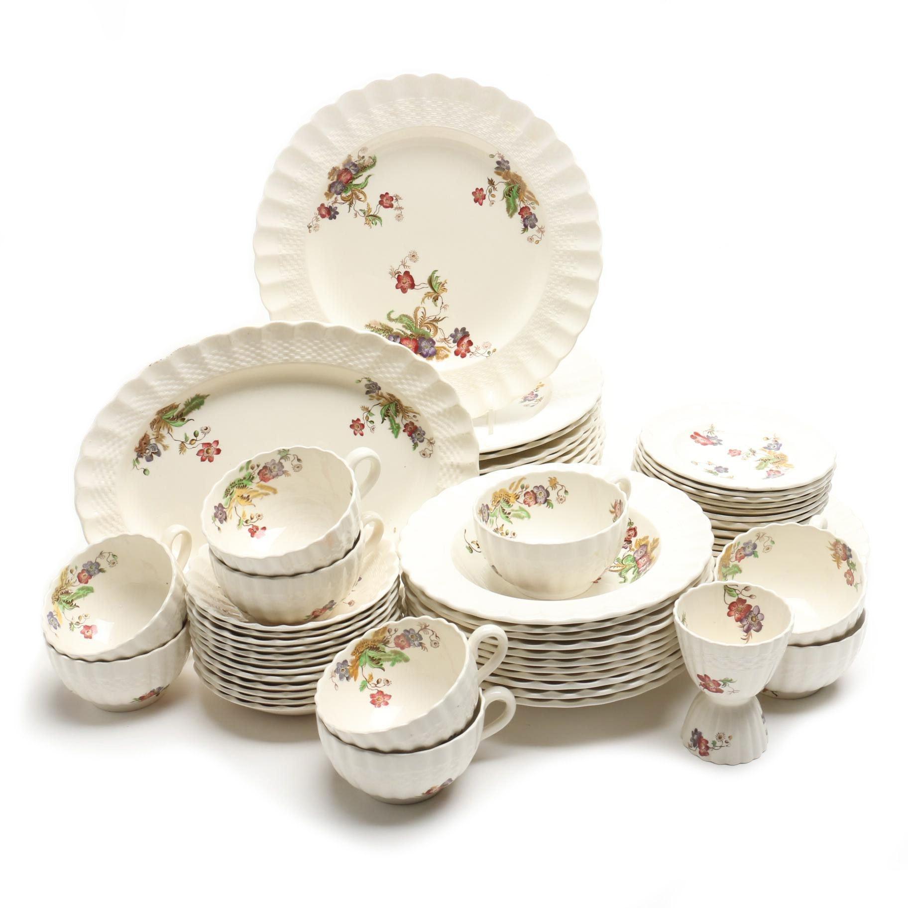 """Spode """"Wicker Lane"""" Ceramic Tableware"""