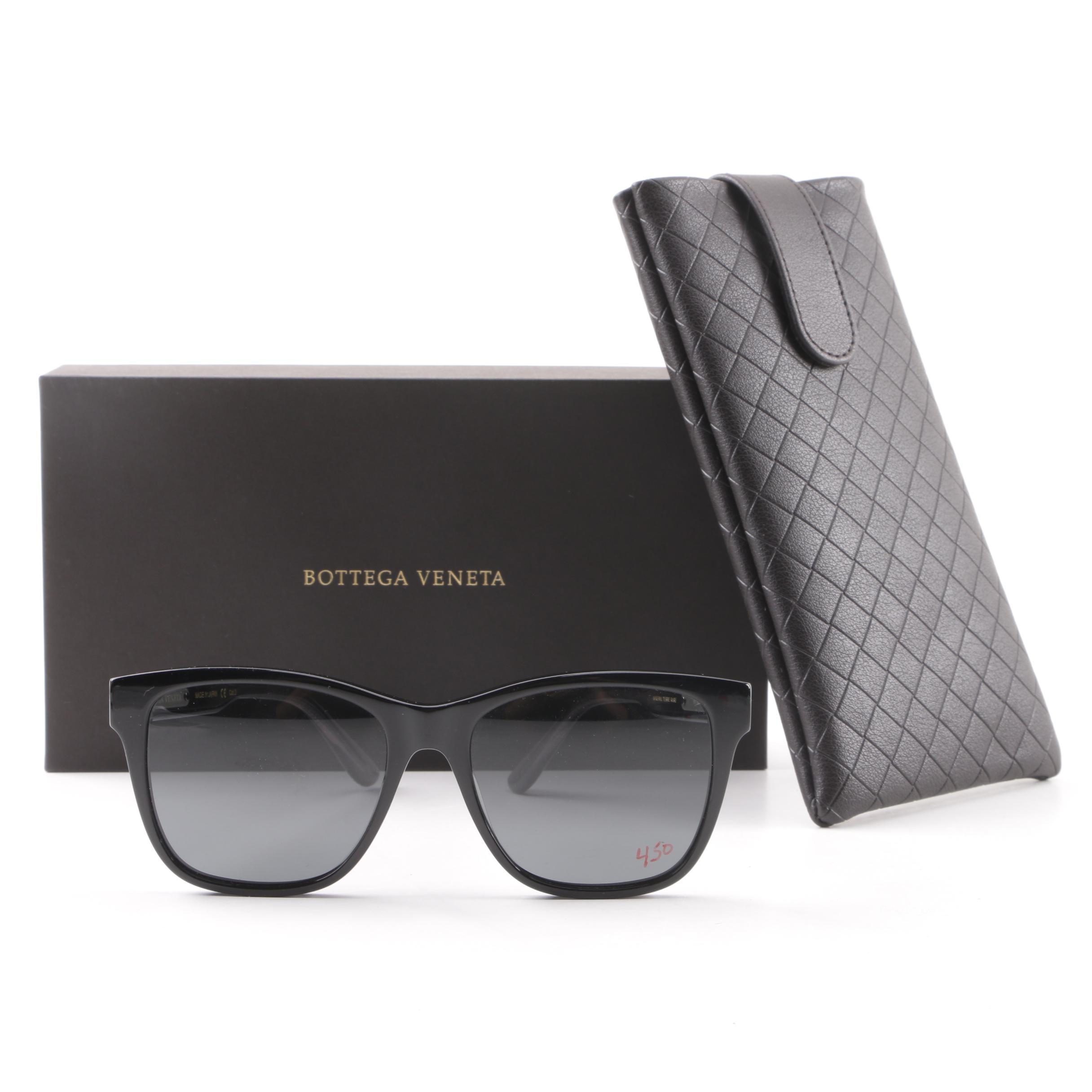 Bottega Veneta Mineral Terre Rare Sunglasses with Case