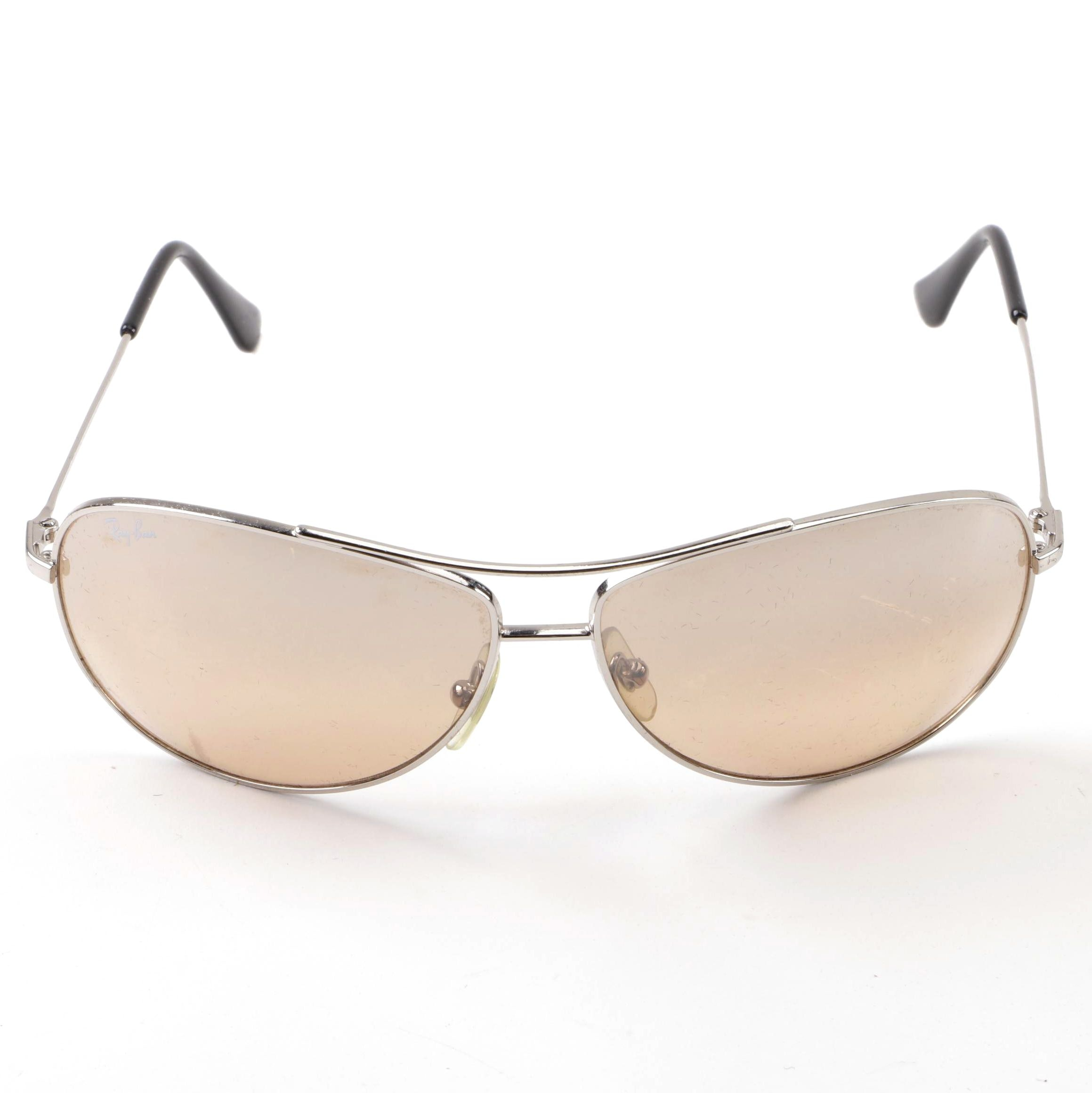 Ray-Ban RB 3293 Aviator Sunglasses with Case