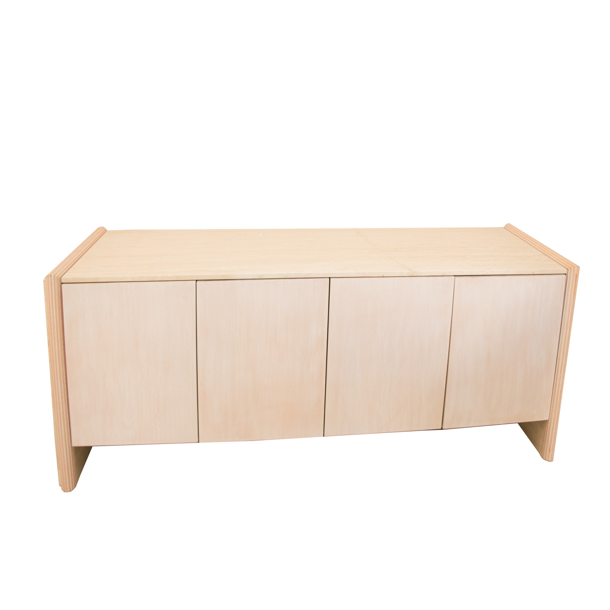 Mid Century Modern Style Sideboard, Late 20th Century