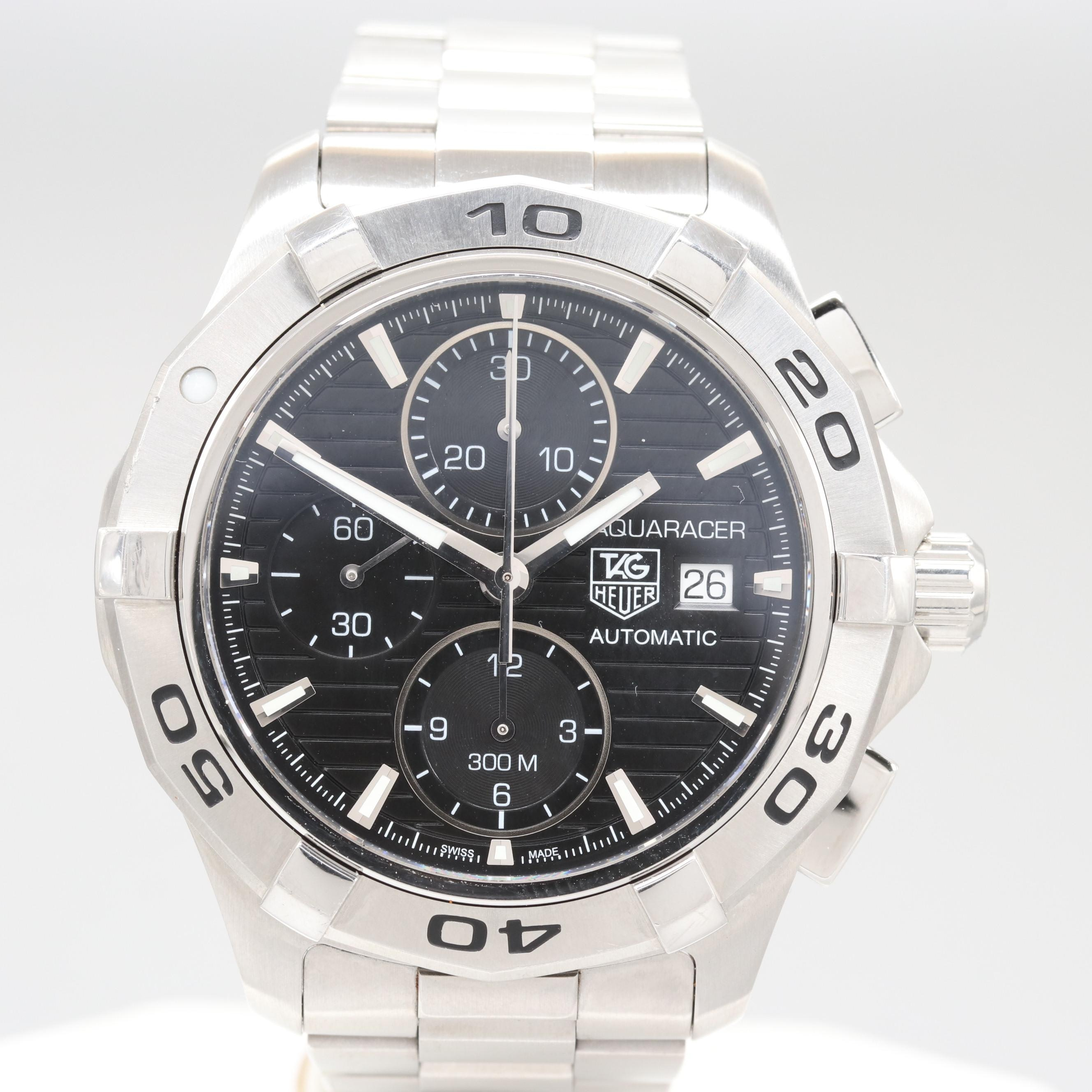 TAG Heuer Aquaracer Automatic Chronograph Wristwatch