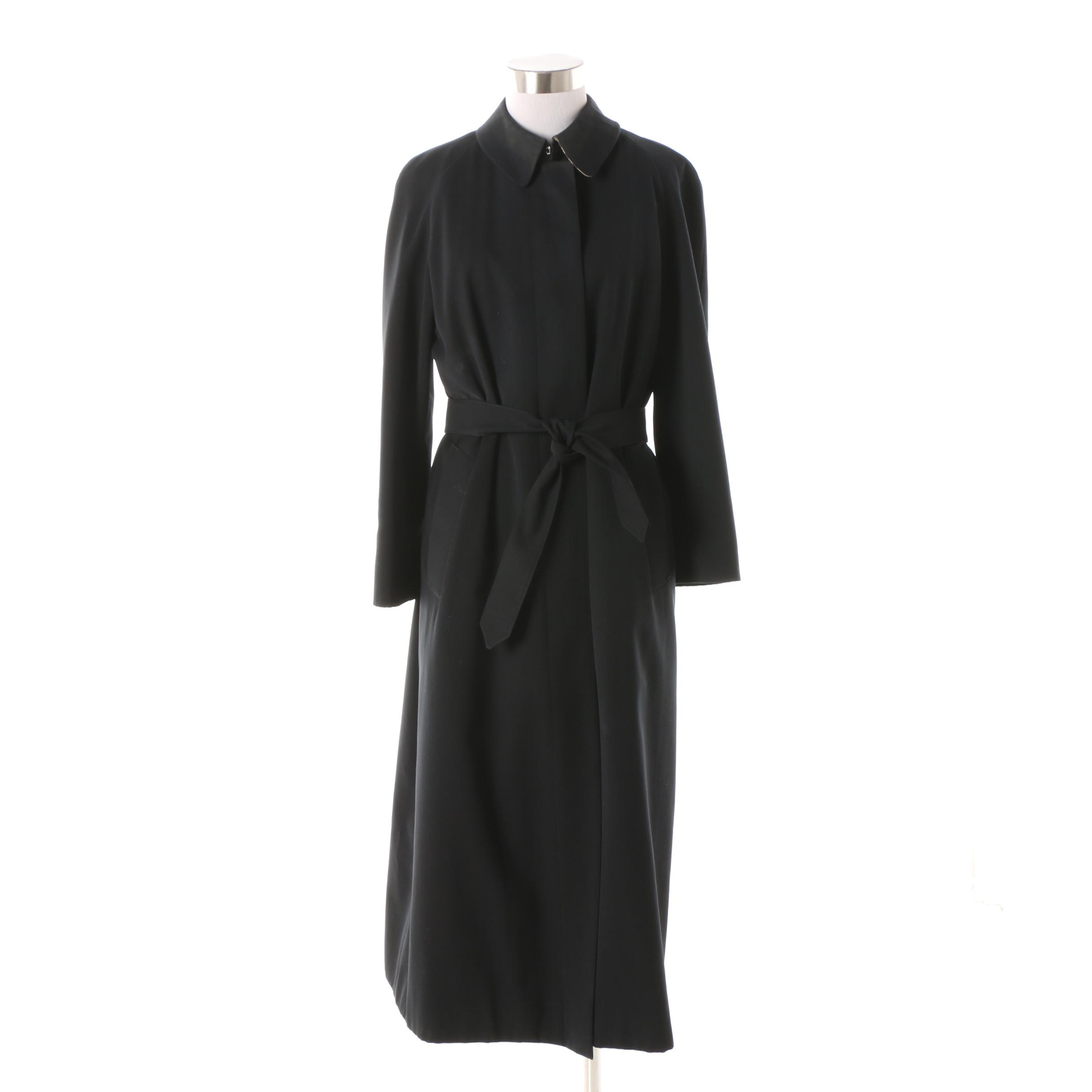 Women's Burberry London Neve Trench Coat with Liner