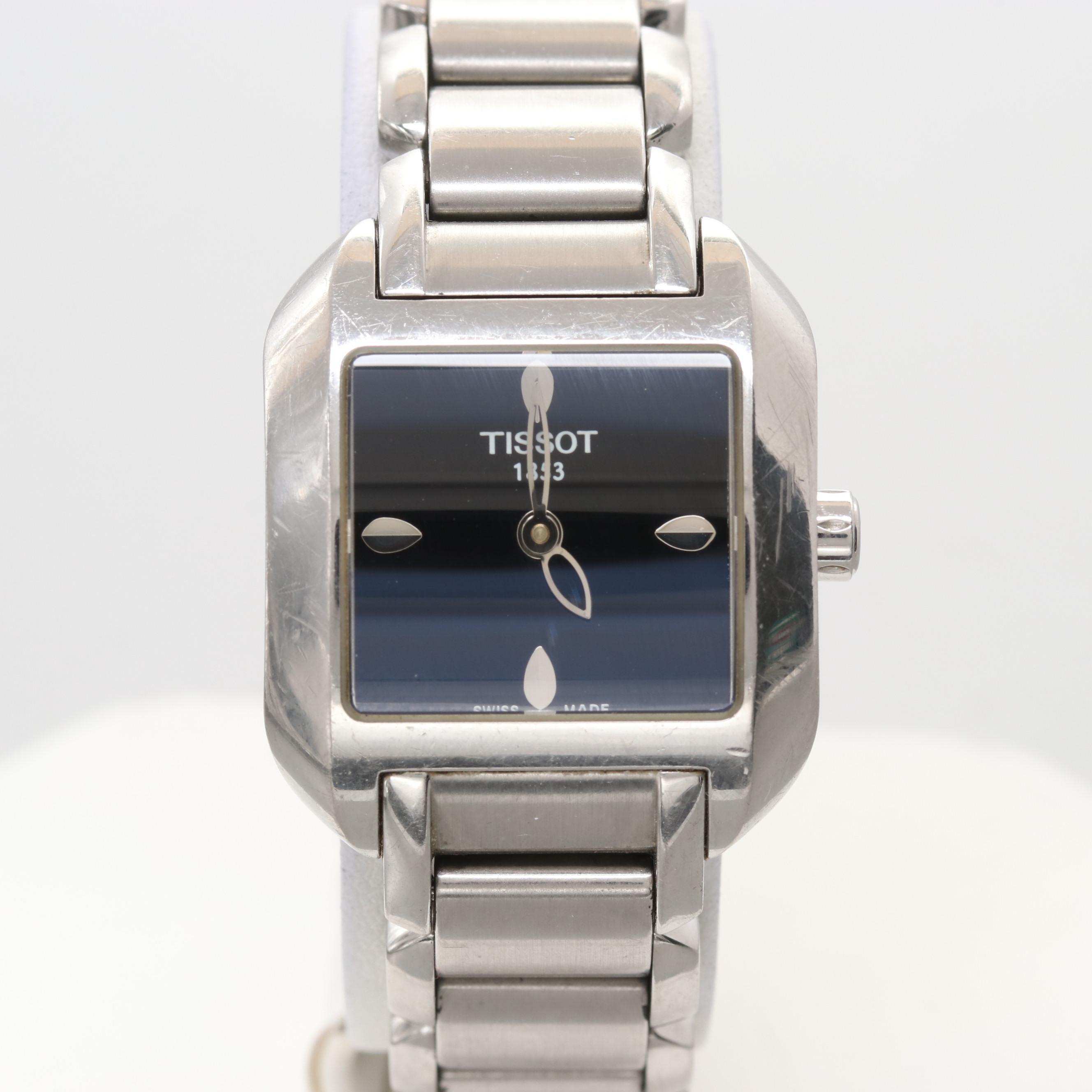 Tissot 1853 Stainless Steel Quartz Wristwatch