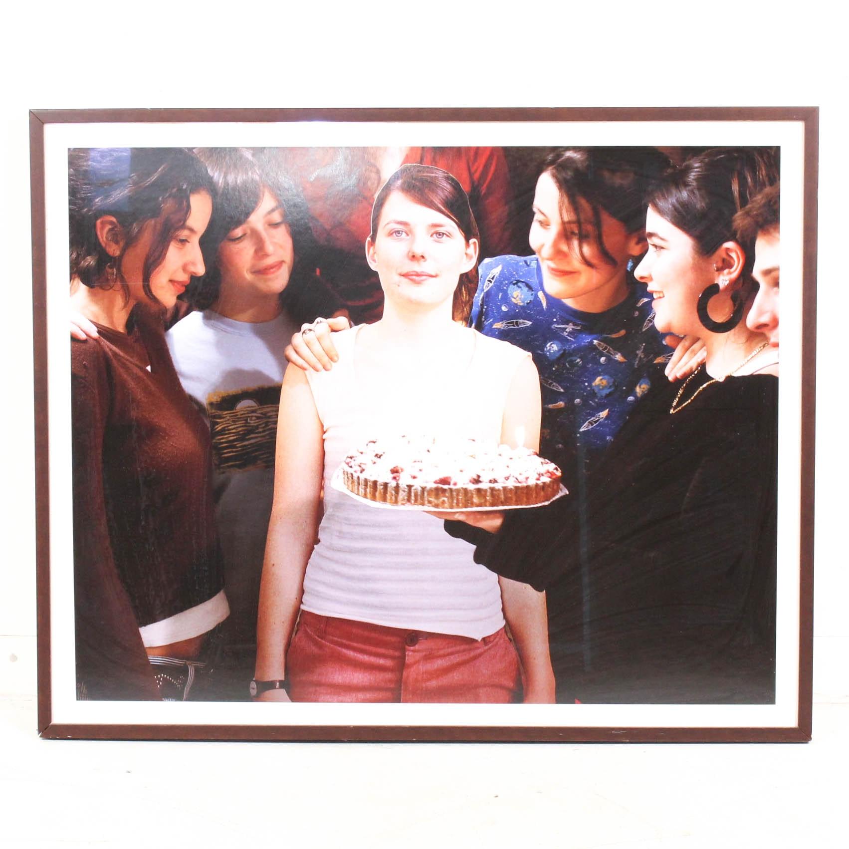 """Reka Reisinger Photograph """"Birthday"""""""