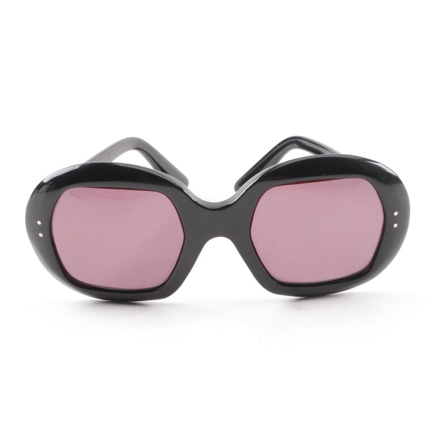 c79ee08ded6 Selima Optique Zia Black Framed Prescription Sunglasses ...