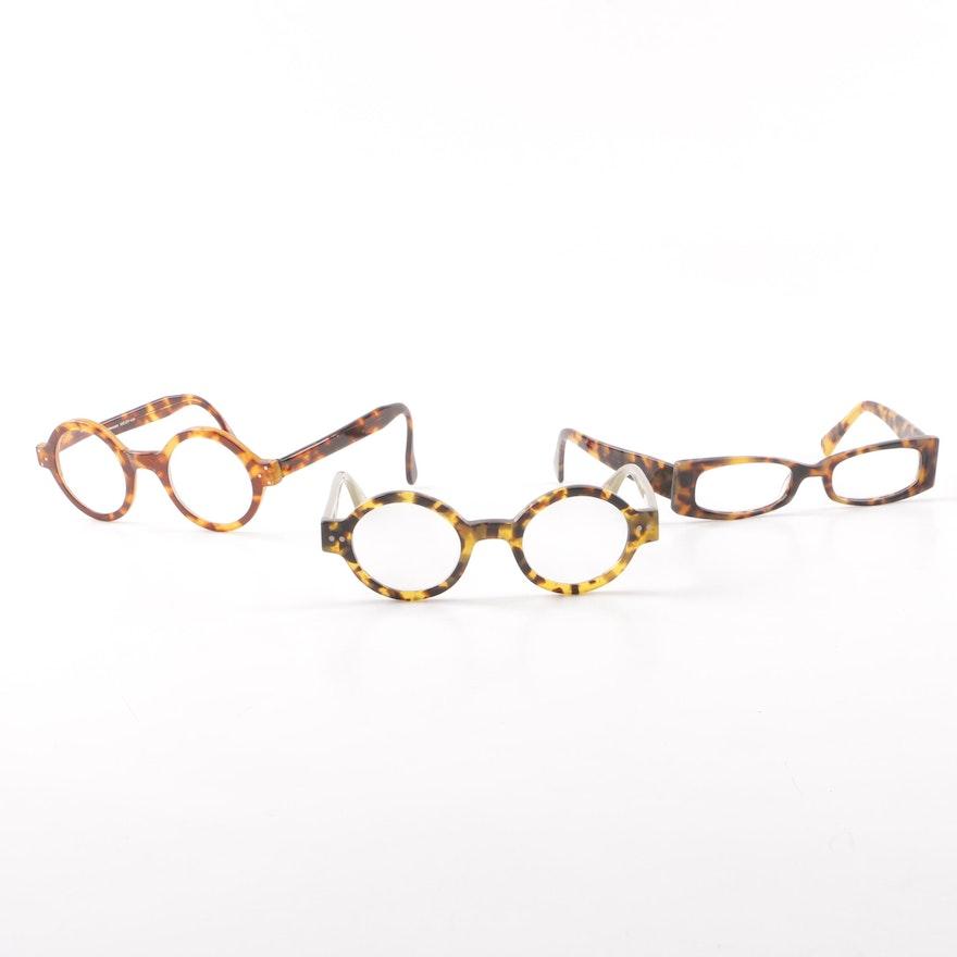 7f7e54ada8491 Scojo and Melissa Eyewear Tortoiseshell Style Prescription Eyeglasses ...