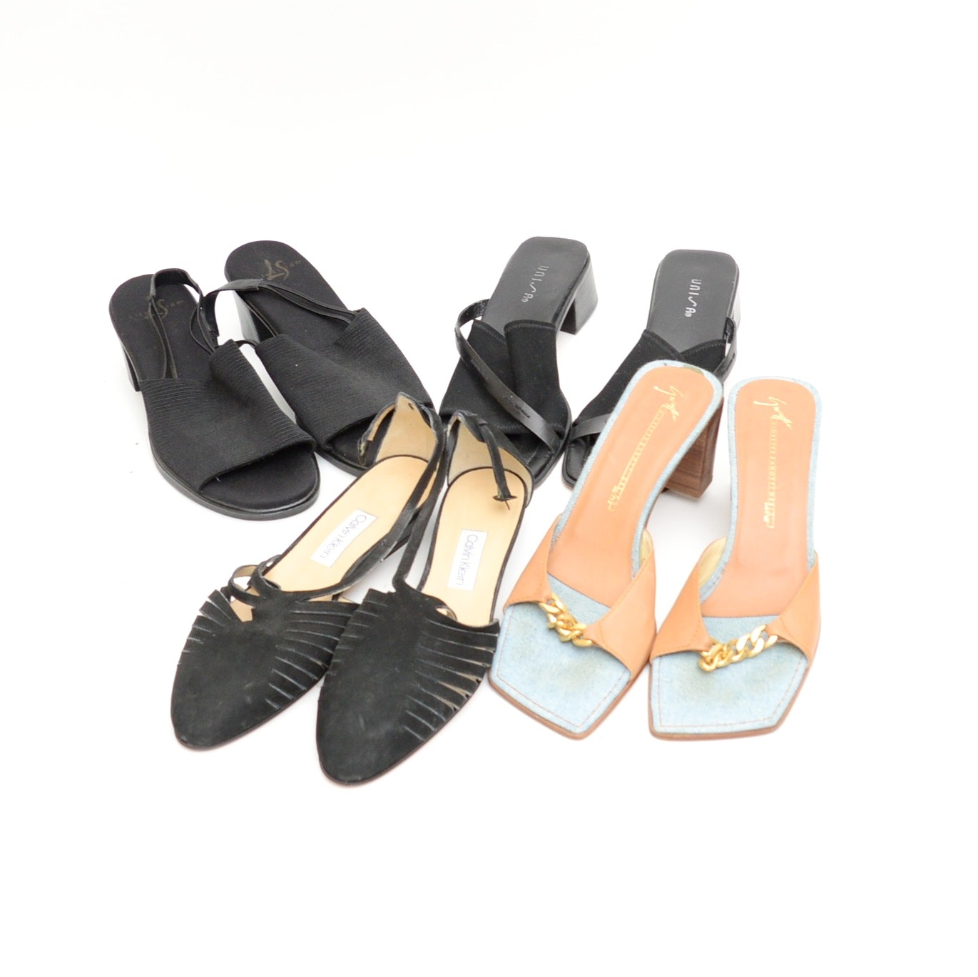 Collection of Women's Sandals