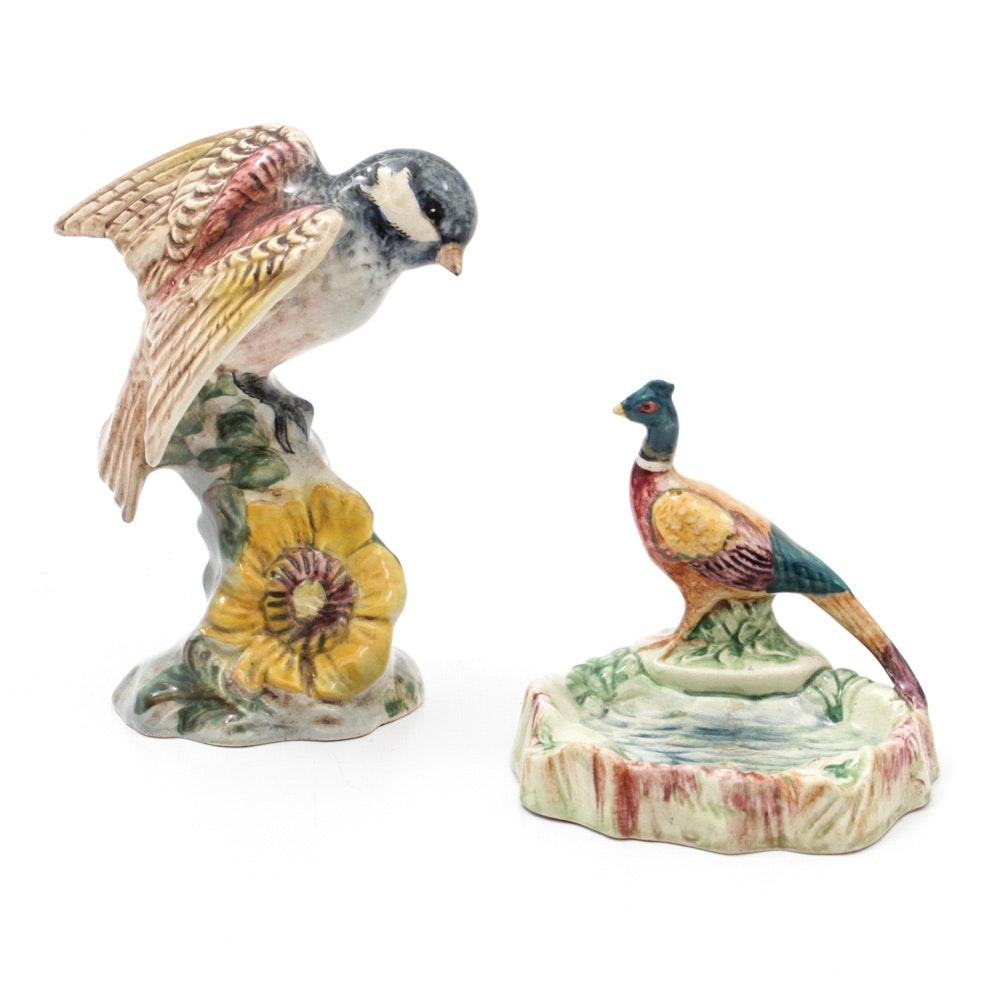 Beswick Porcelain Bird Figurines