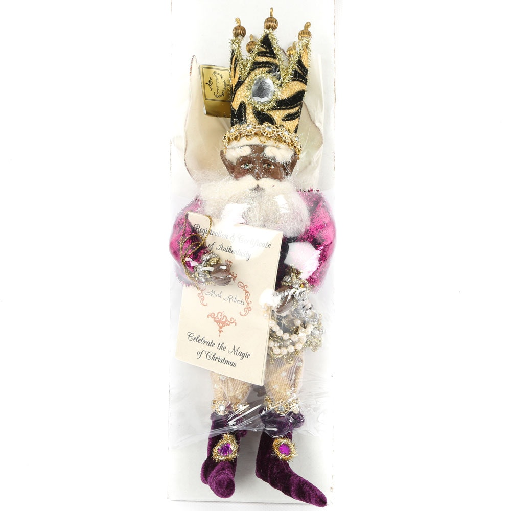 "Mark Roberts ""Bling Bling Fairy"" Doll"