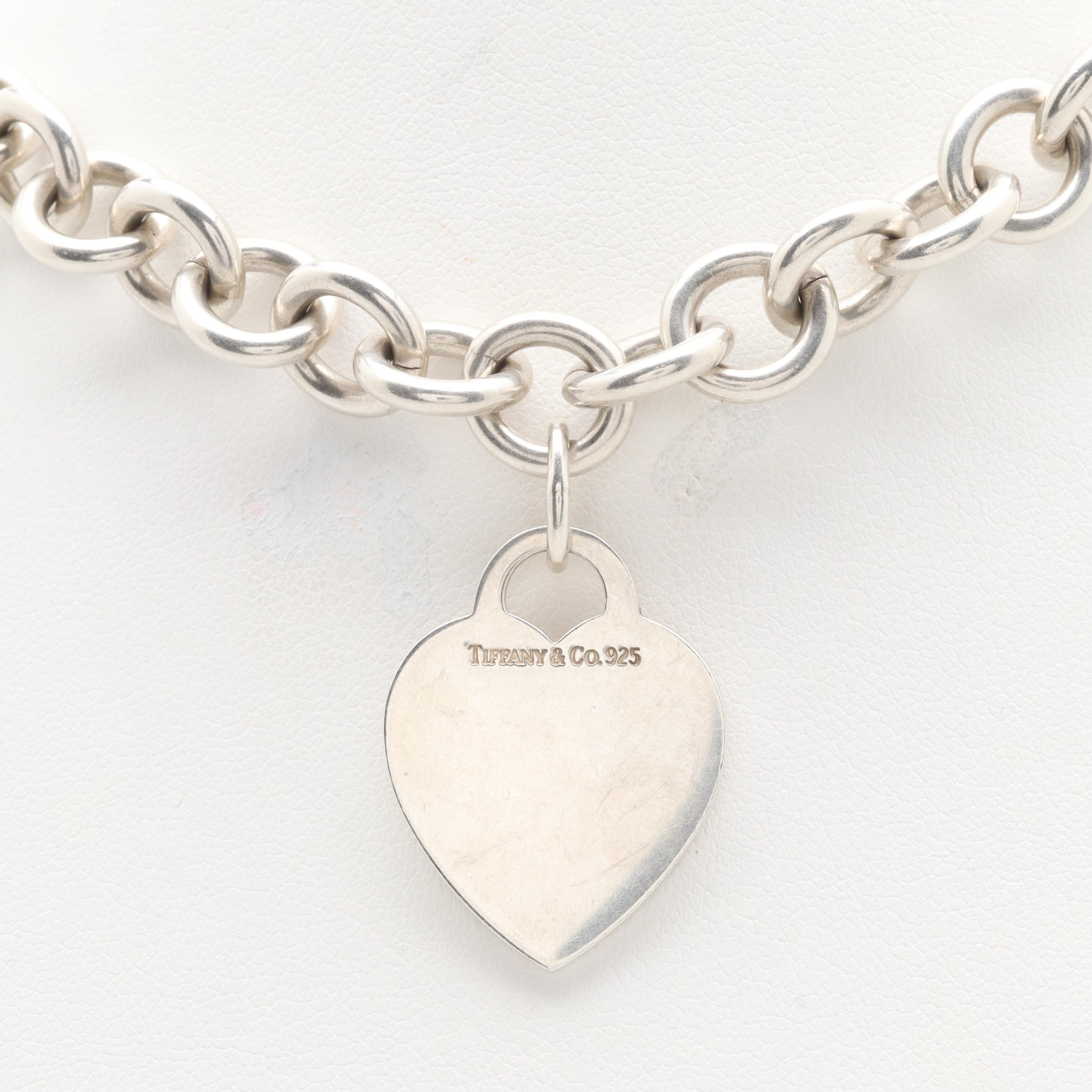 Tiffany & Co. Sterling Silver Necklace