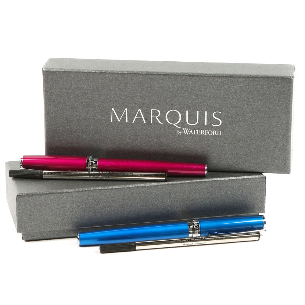 Marquis by Waterford Rollerball Pens