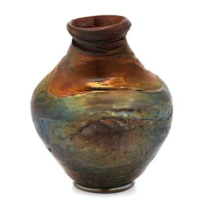 Tiffany Studios Cypriote Glass Vase, circa 1899