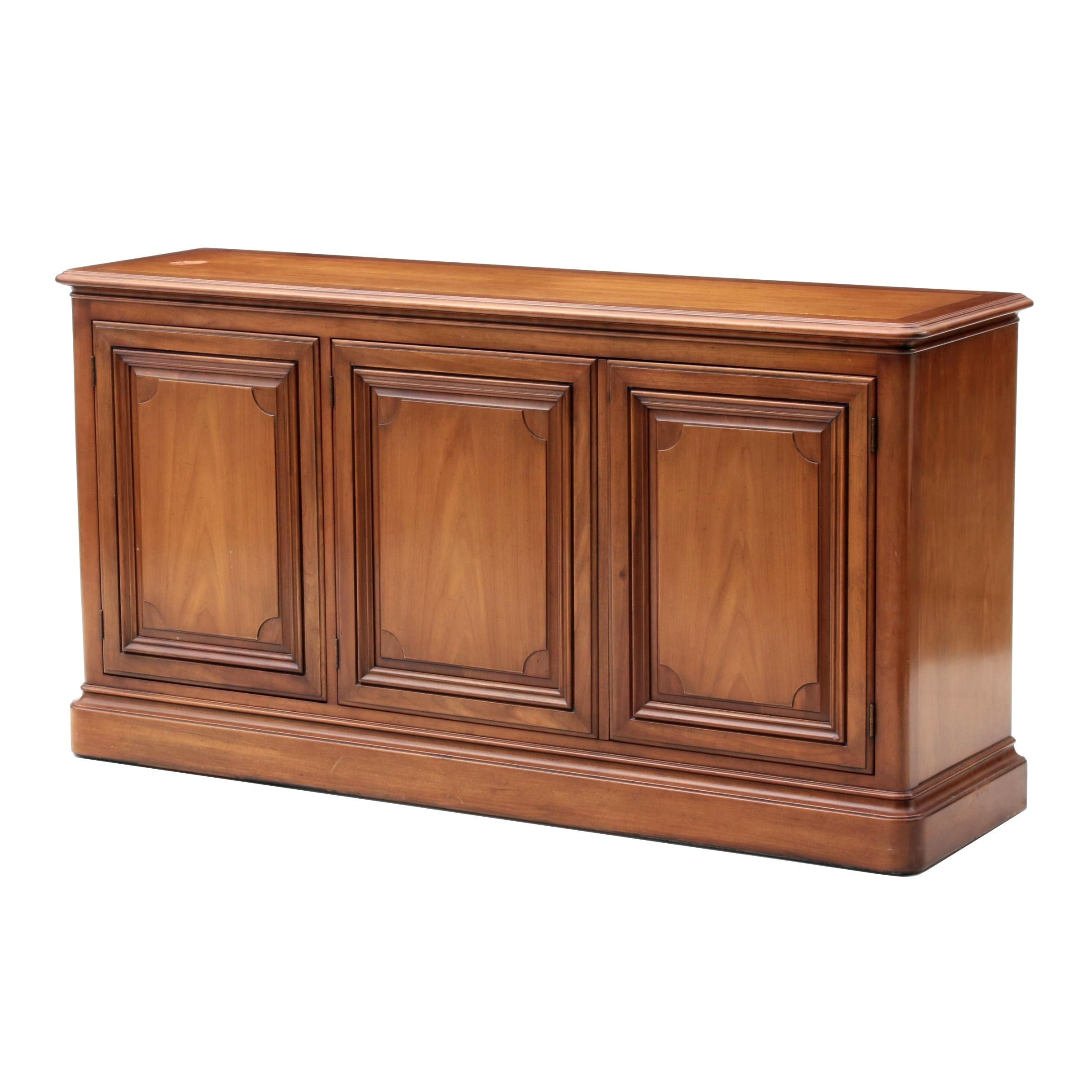 Mahogany Buffet by Kindel Furniture, Late 20th Century