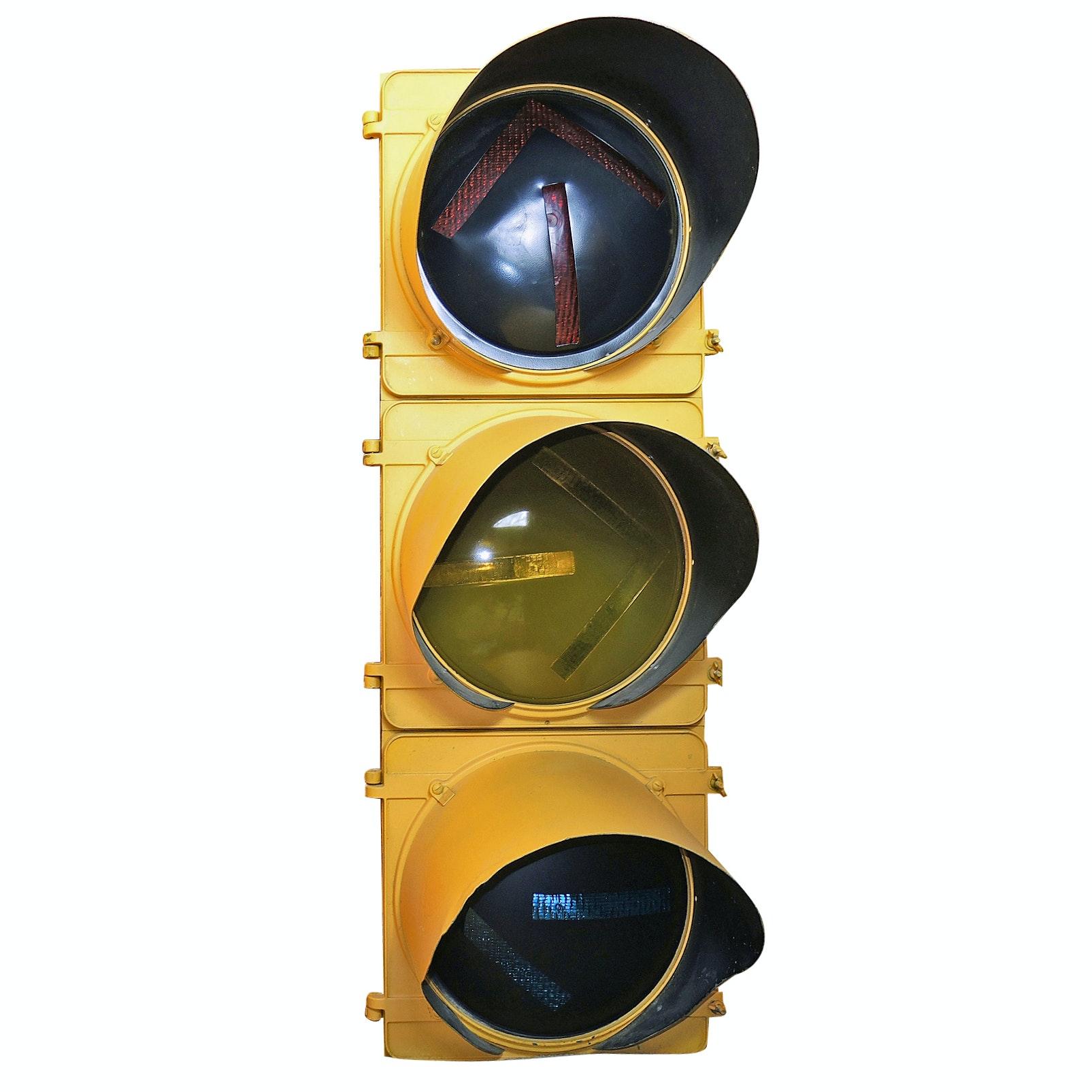 Automatic Traffic Signal Light