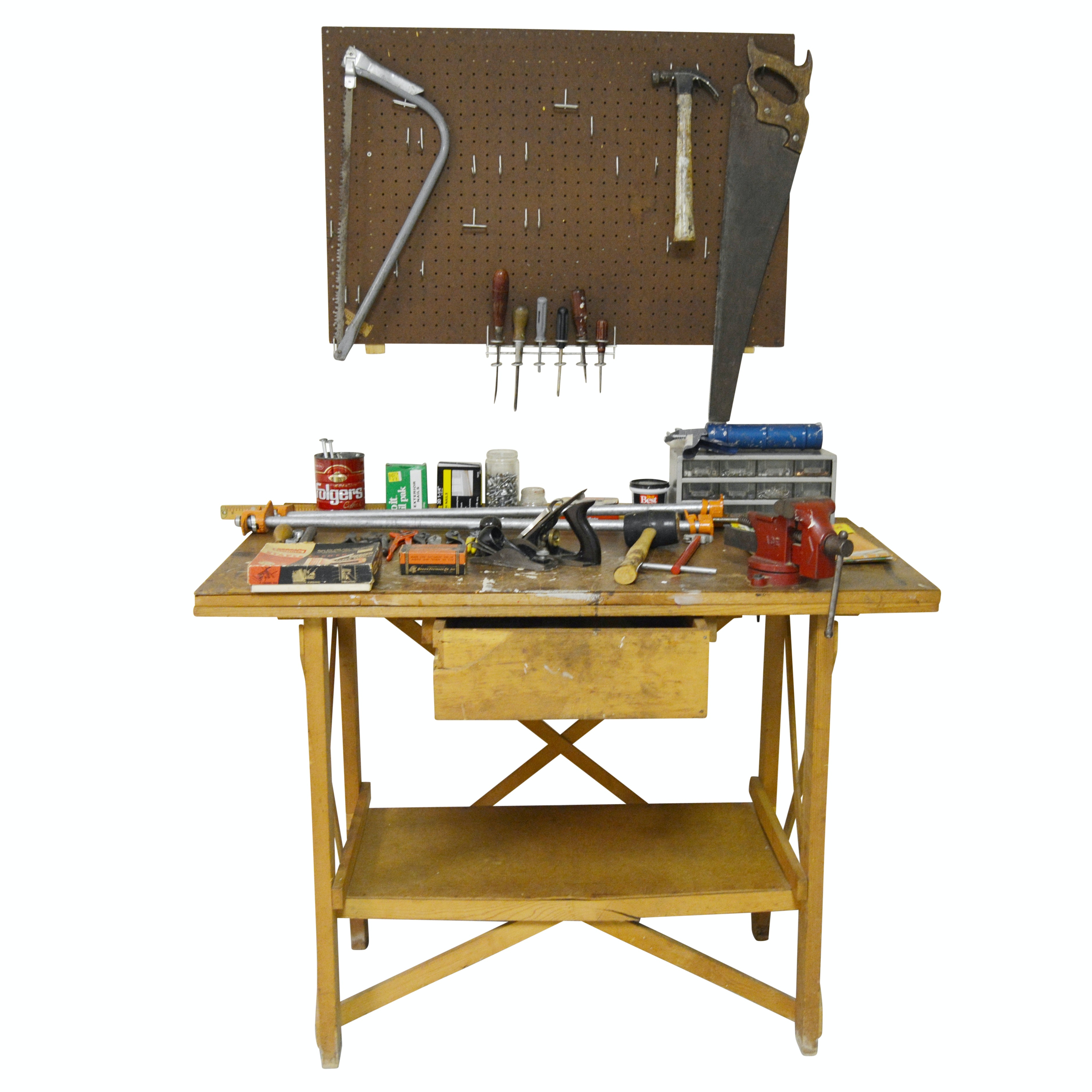 Tool Bench and Hand Tools