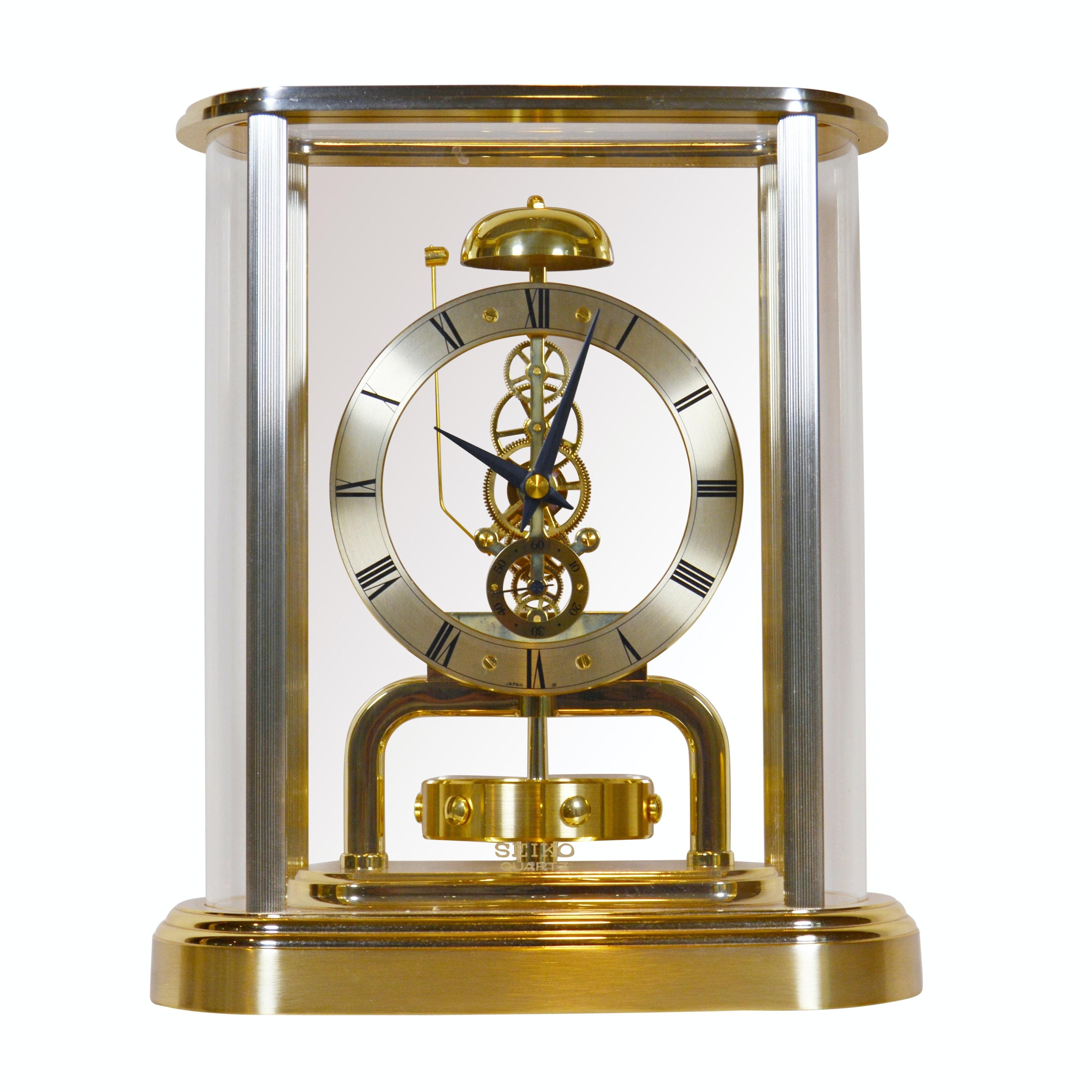 Seiko Quartz Anniversary Clock