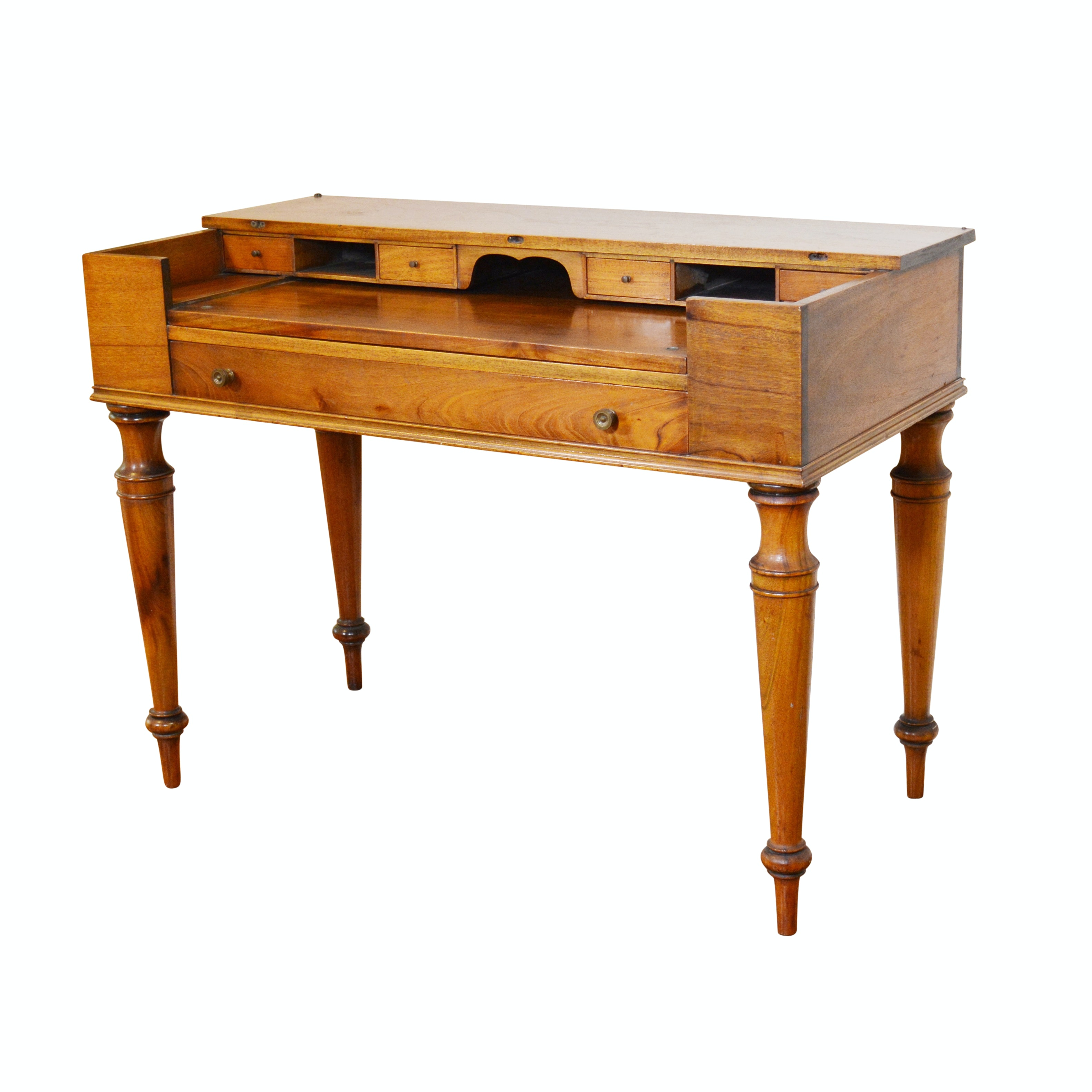 Federal Style Mahogany Desk, Early 20th Century