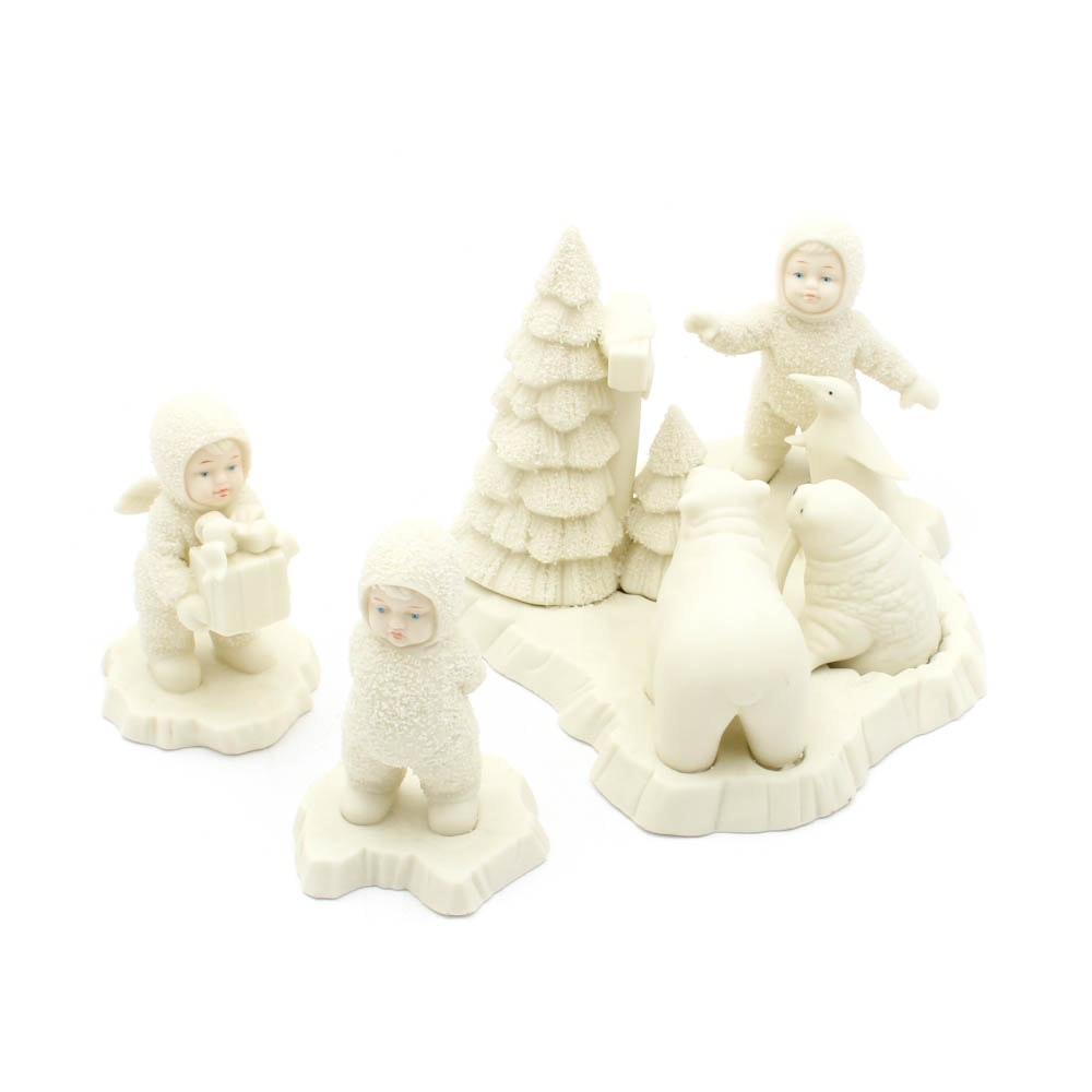 Department 56 Snowbabies Figurines