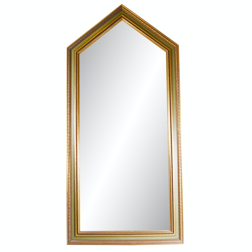 Pointed Arch Wall Mirror from Shillito's Department Store