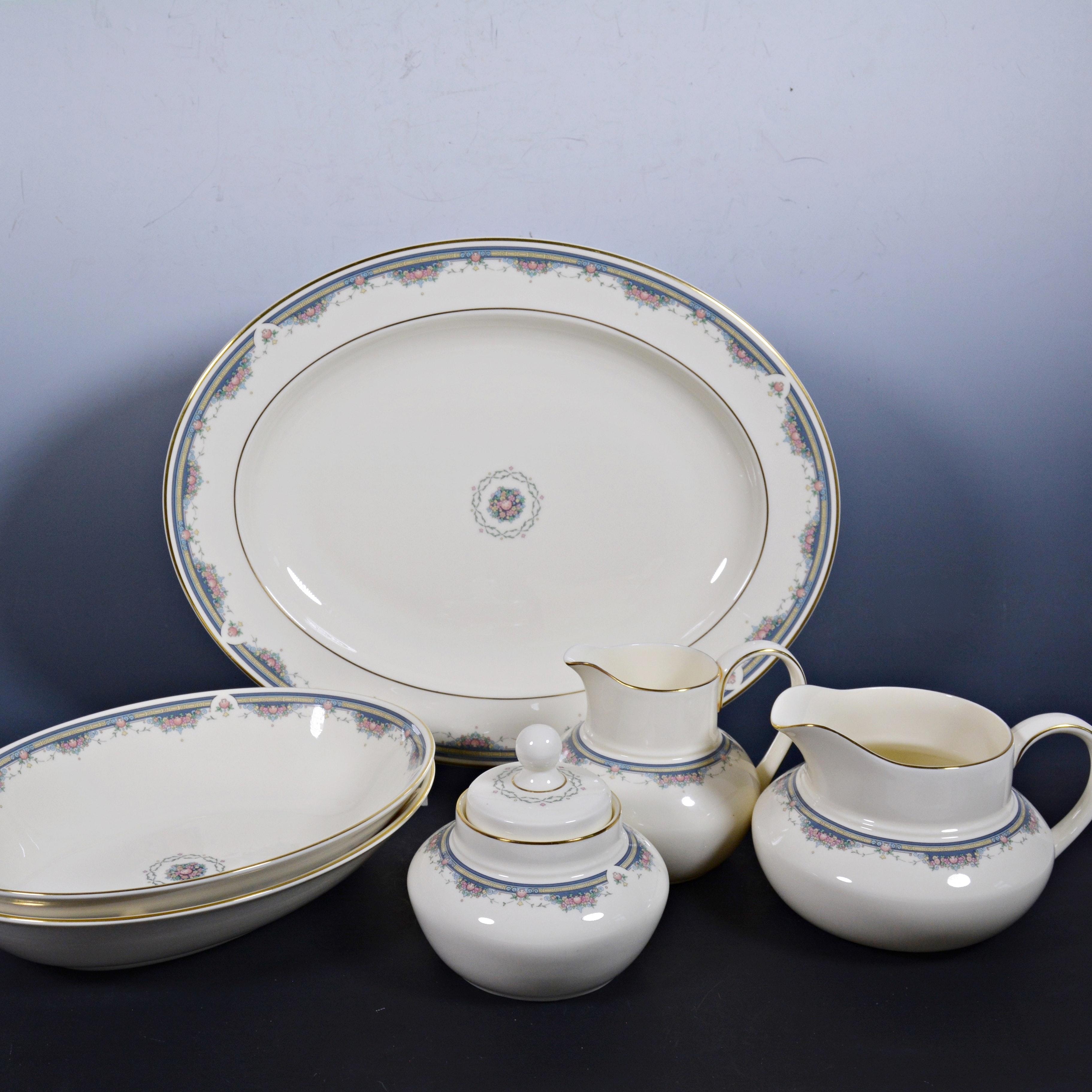 "Royal Doulton ""Albany"" Bone China Serveware"