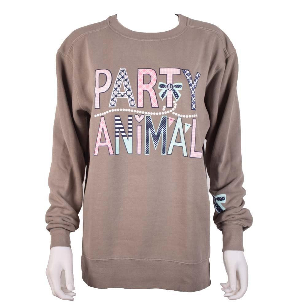 Jadelynn Brooke Party Animal Sweatshirt
