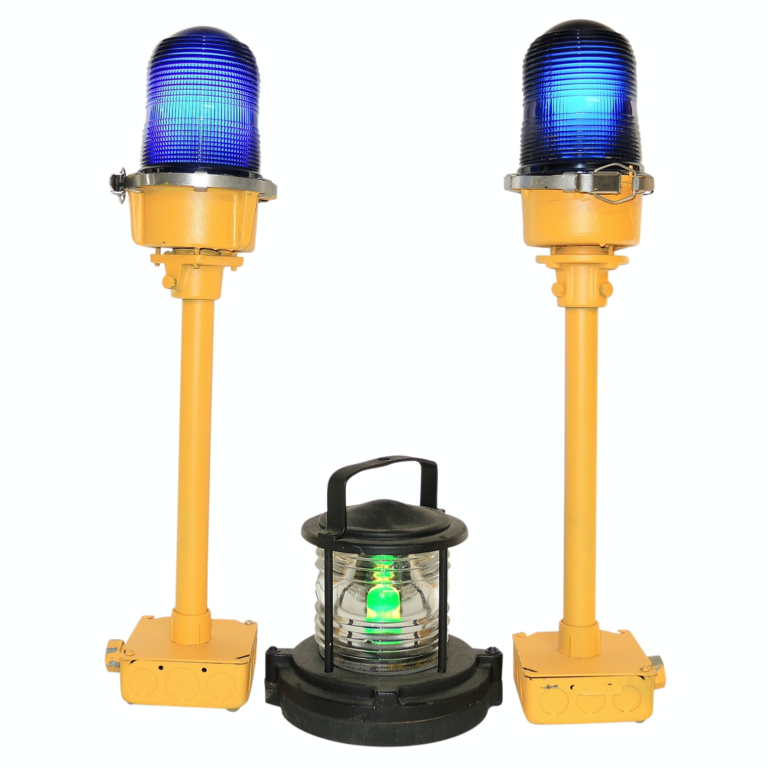 Aviation Runway Edge Lights and Maritime Fresnel Lamp