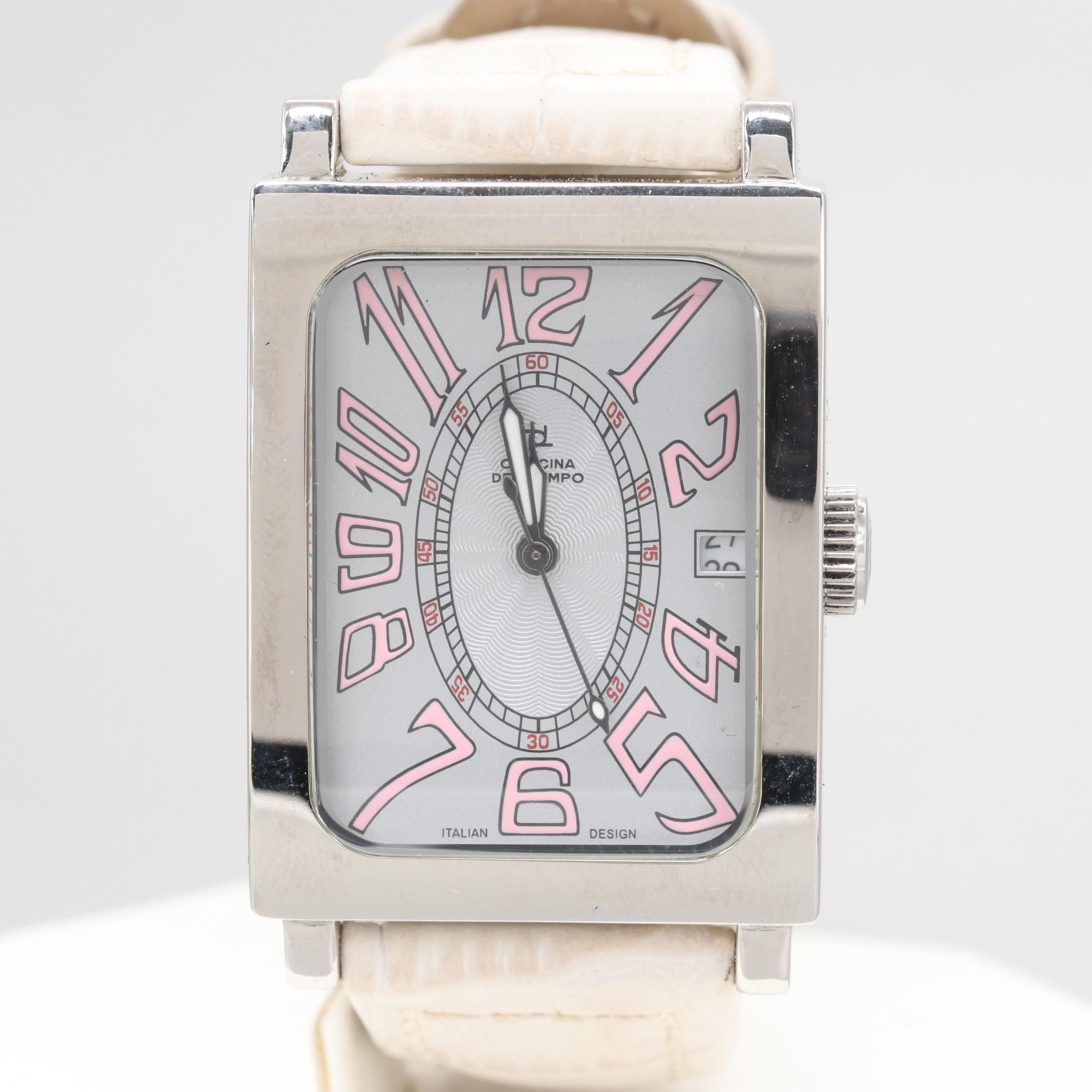 Officina Del Tempo Model OT1016/12AC Wristwatch