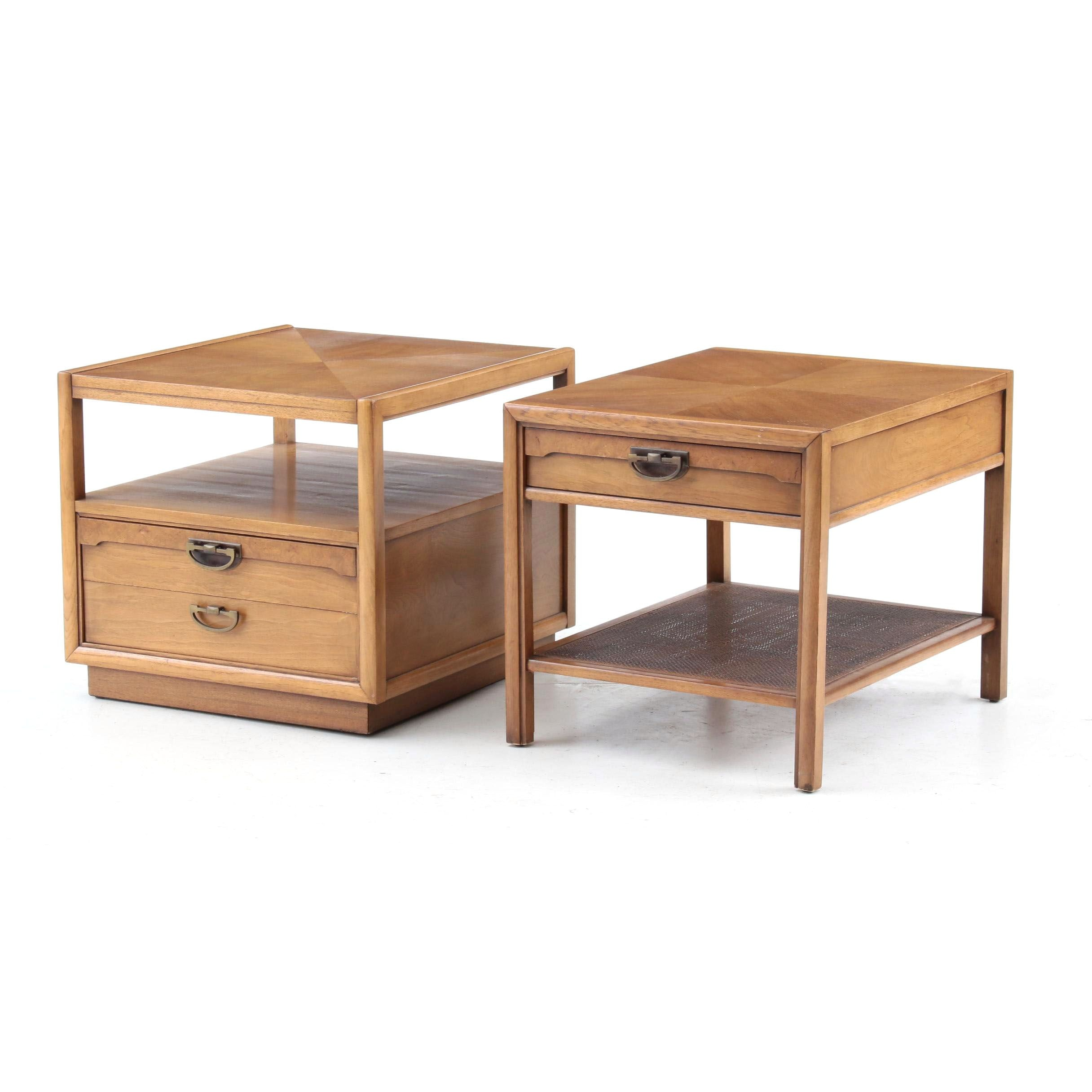 Mid Century Style Side Tables