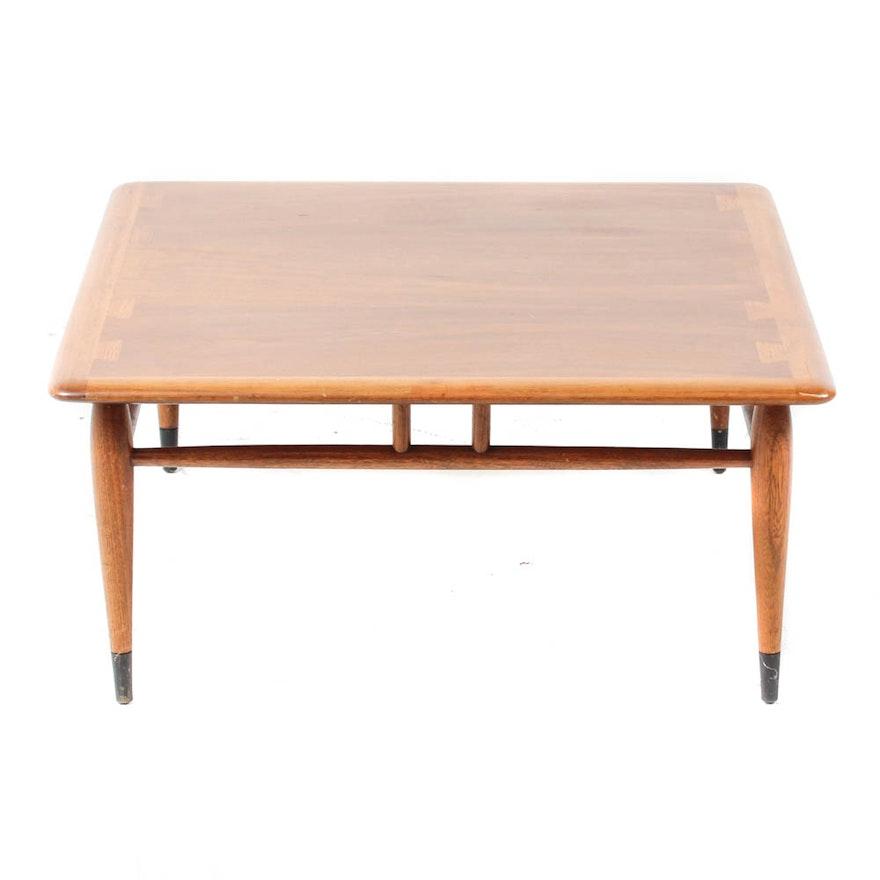 Lane Acclaim Coffee Table With Walnut And Ash Ebth