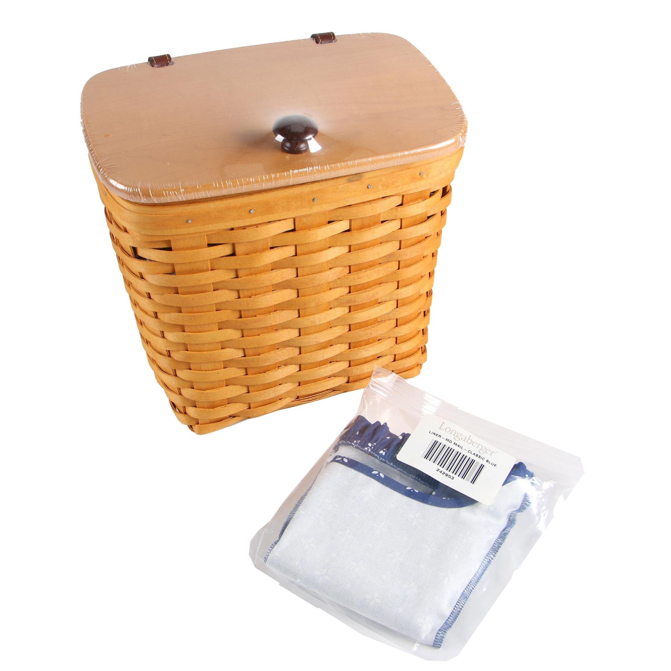 Longaberger Medium Mail Basket