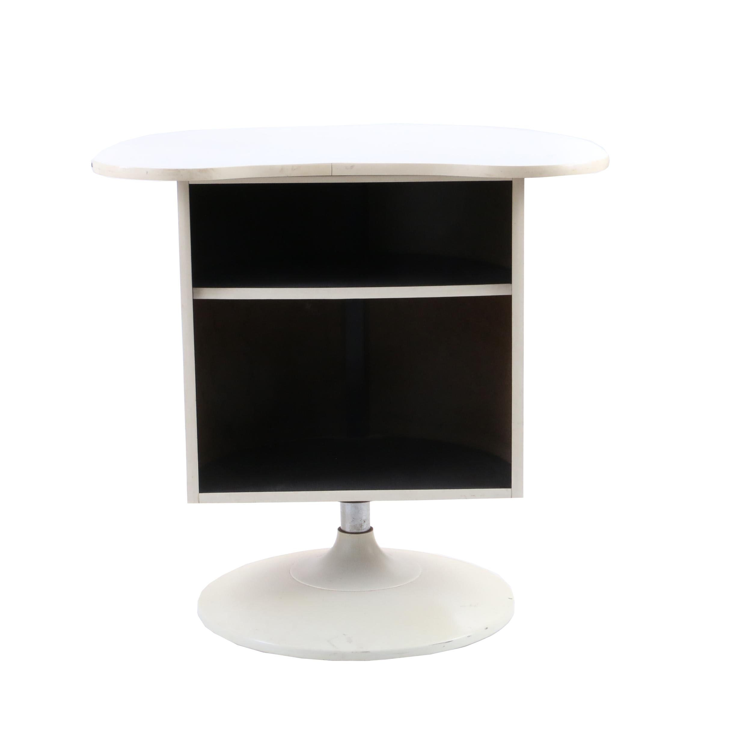 Mid Century Modern Style Bar Cabinet
