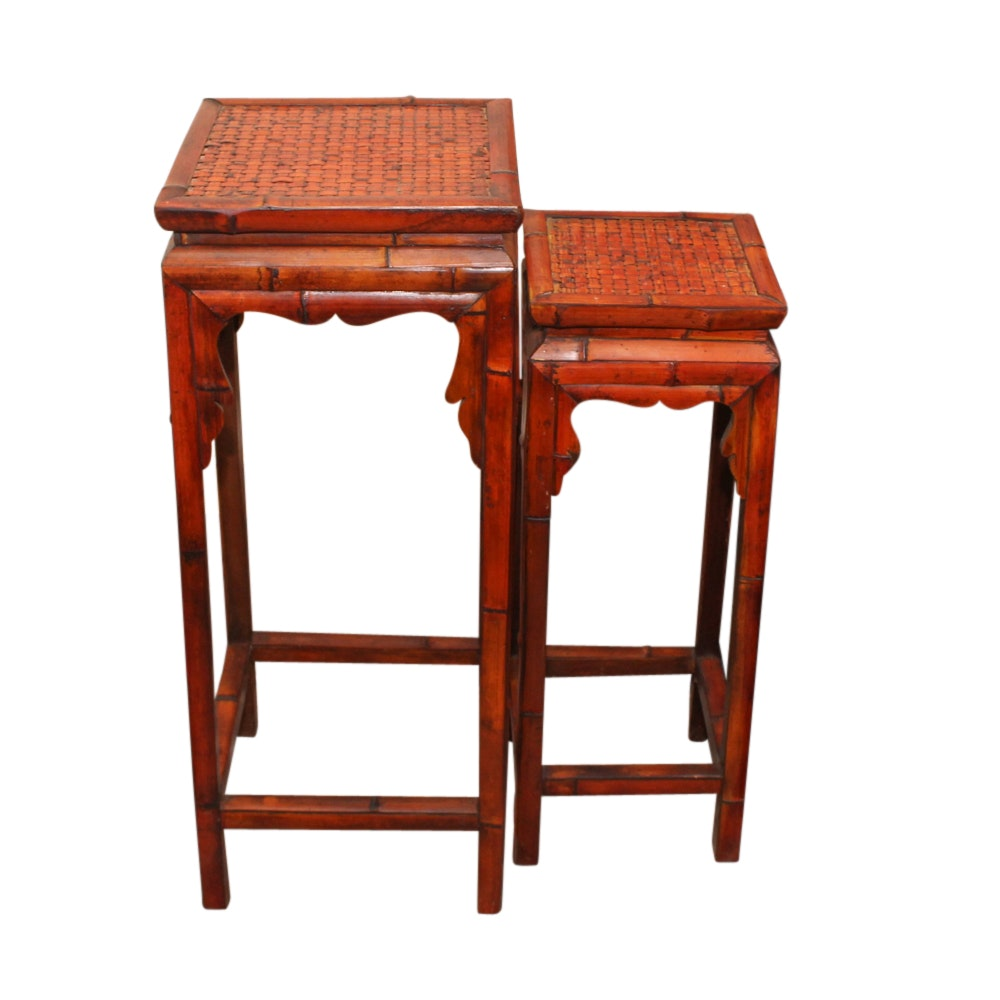 Chinese Style Accent Tables