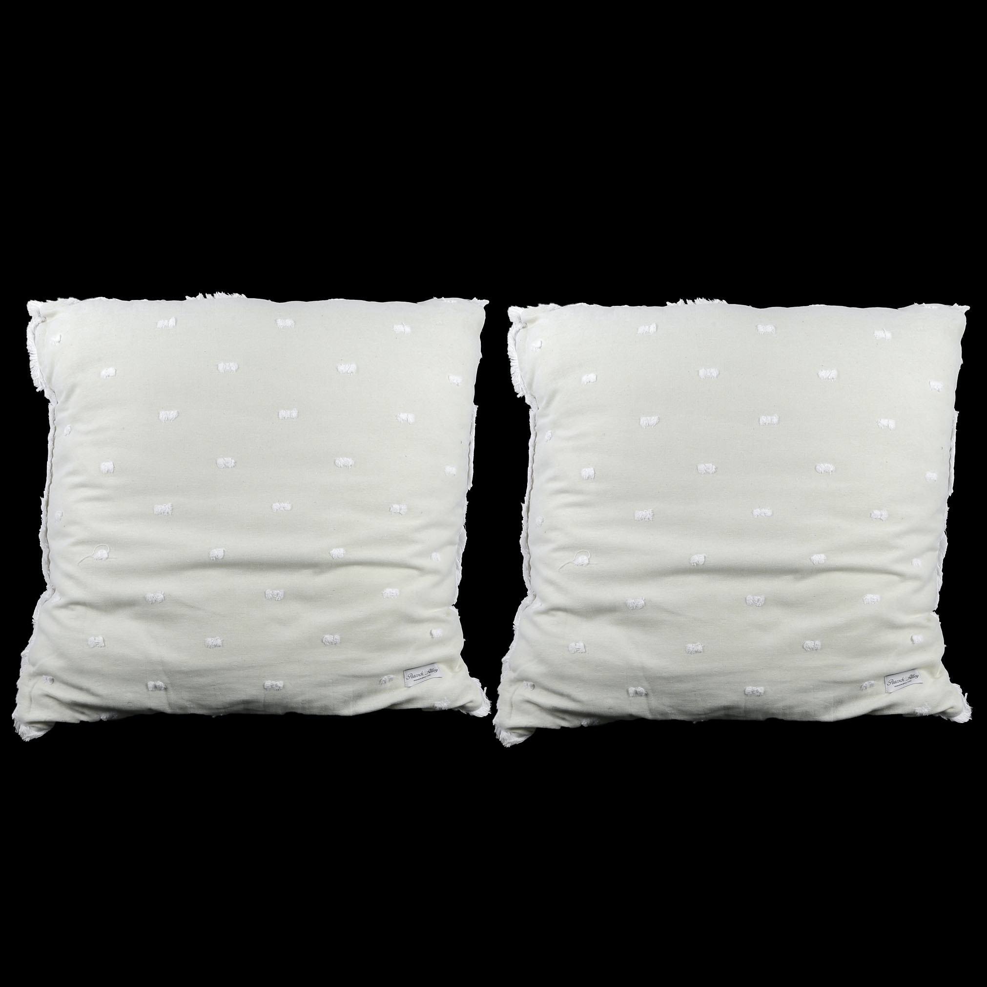 Peacock Alley Decorative Bed Pillows