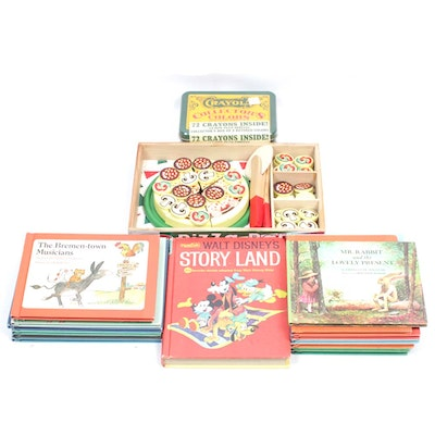 Children's Books and Toys