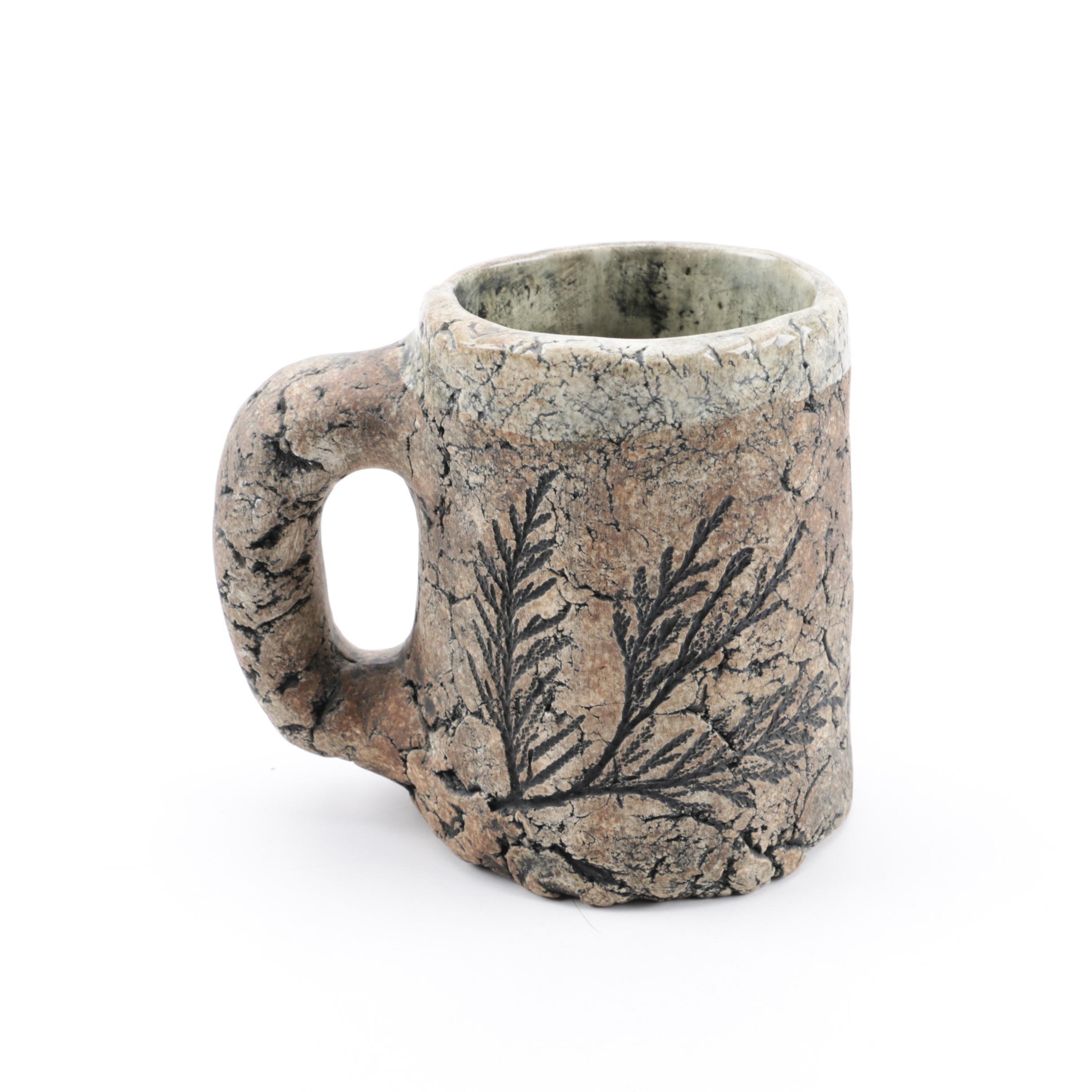 Stan Studios Rock Pottery Mug